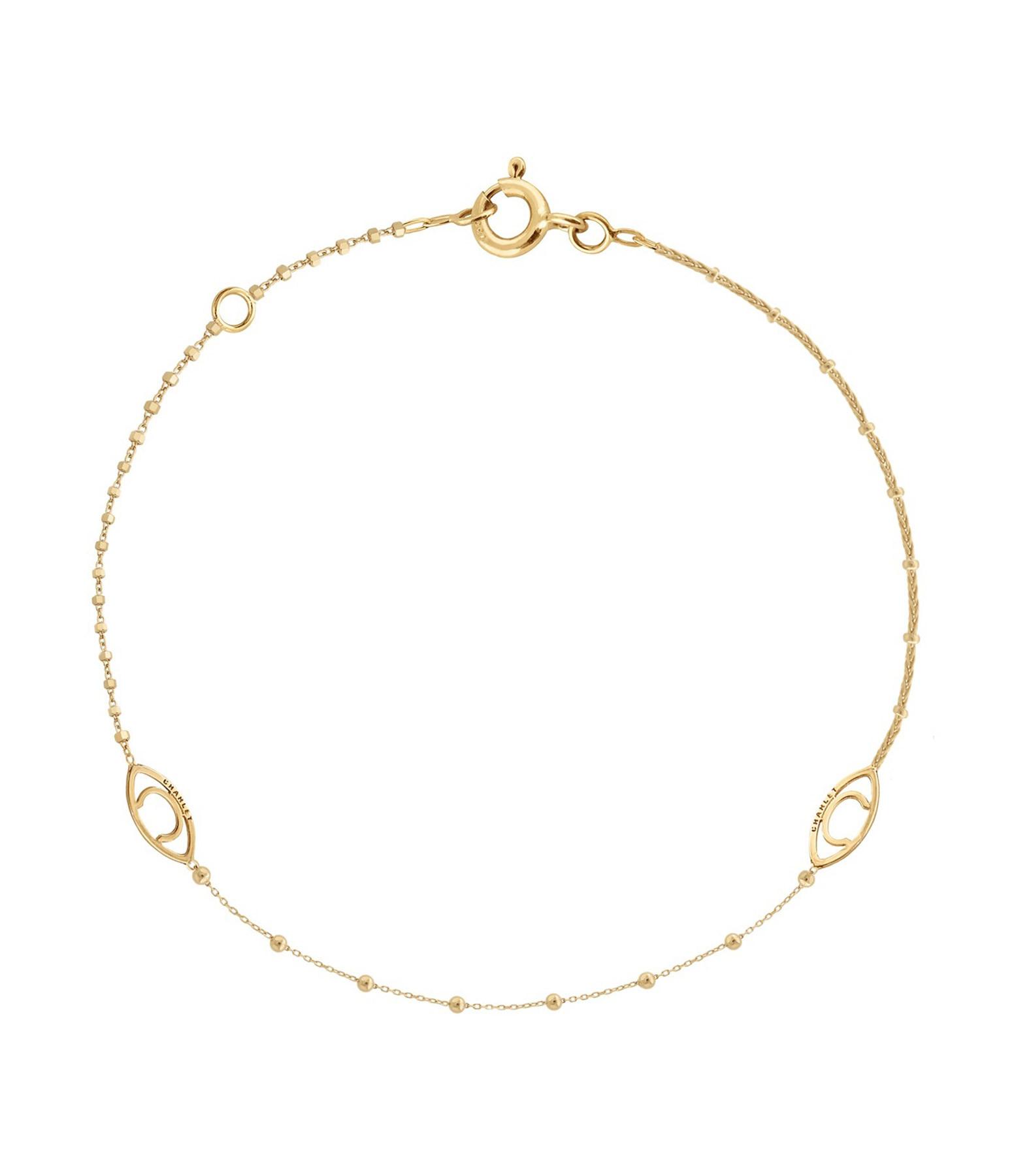 CHARLET - Bracelet Massilia Trilogie
