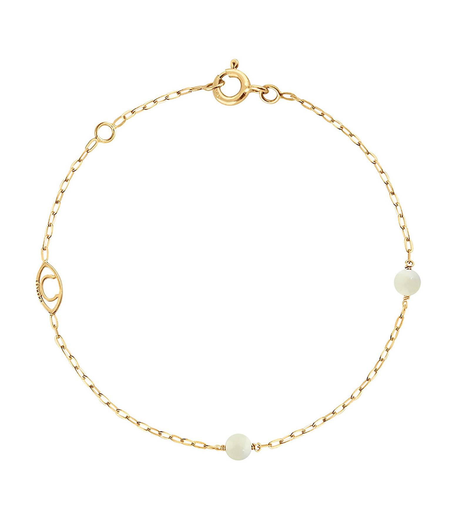 CHARLET - Bracelet Massilia Nacre