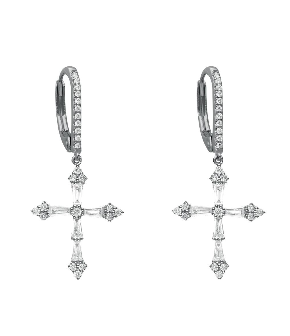 STONE PARIS - Boucles d'oreilles Heaven Diamants