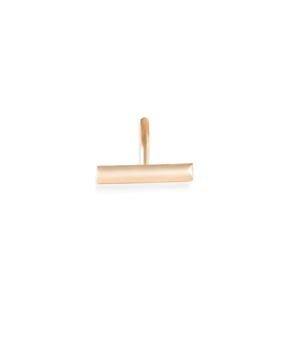 Boucle Solo Gold Strip(unité) - GINETTE_NY