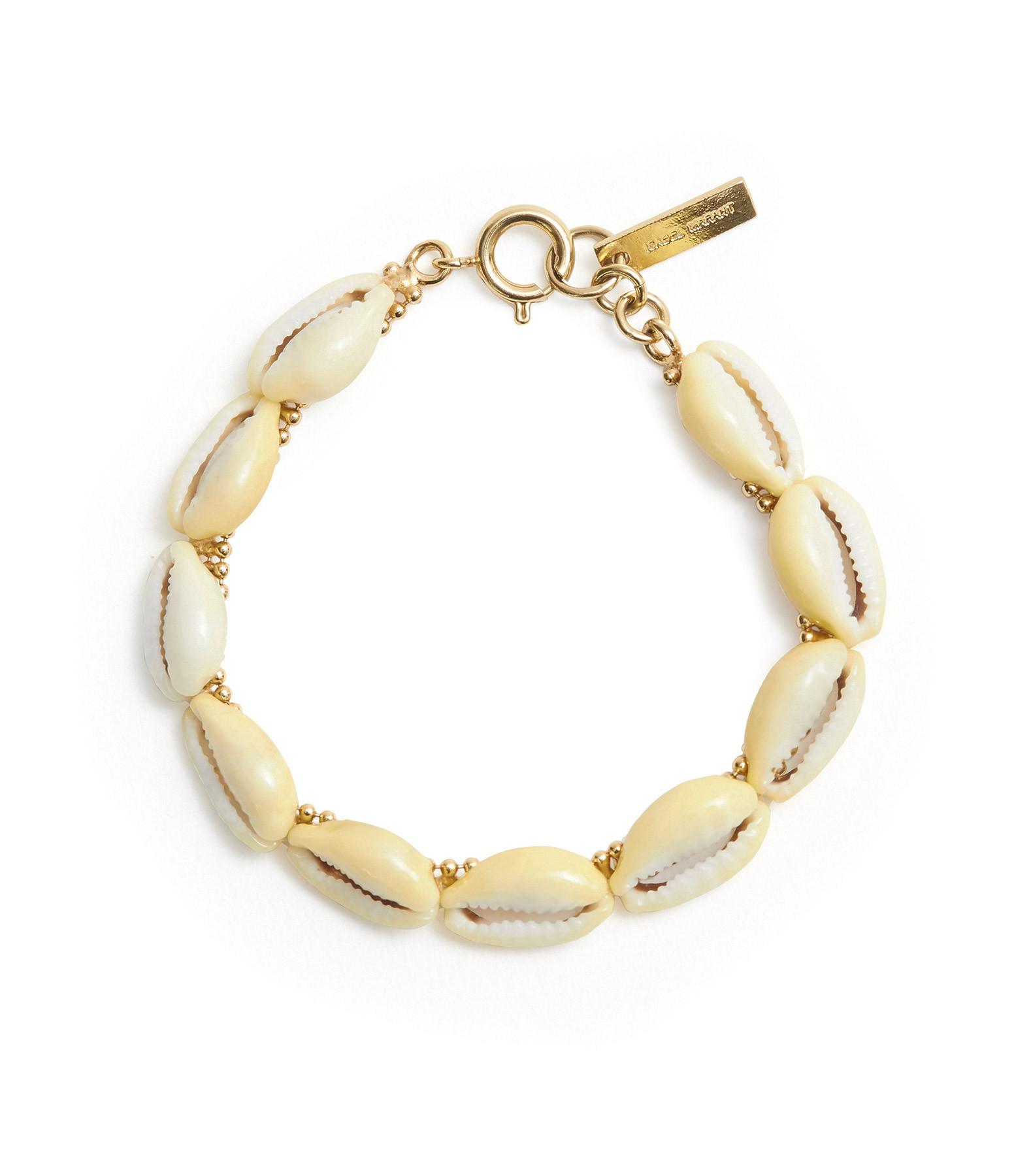 ISABEL MARANT - Bracelet Oscar Laiton Naturel