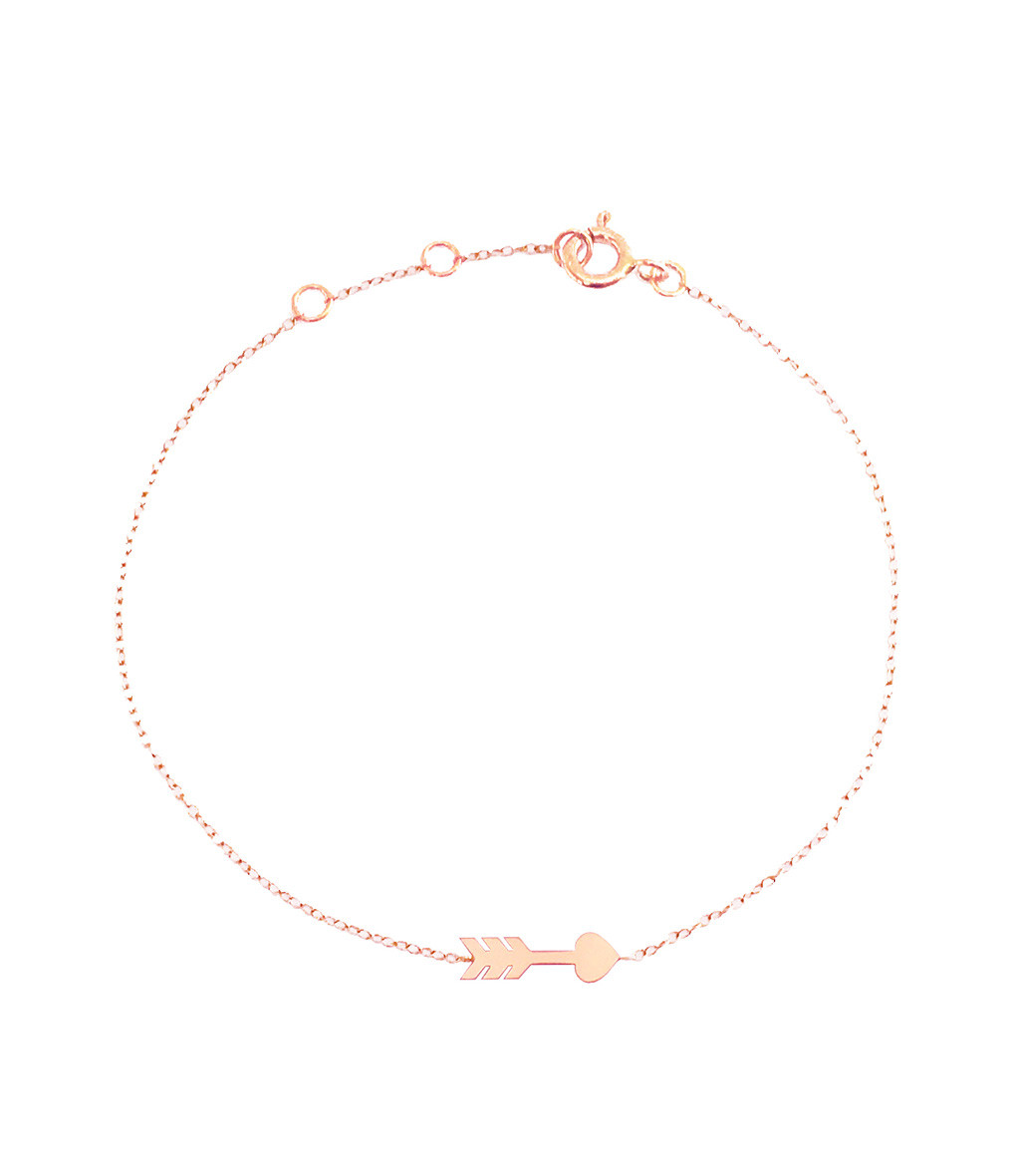 CHIBCHA - Bracelet Chaîne Or Techihila