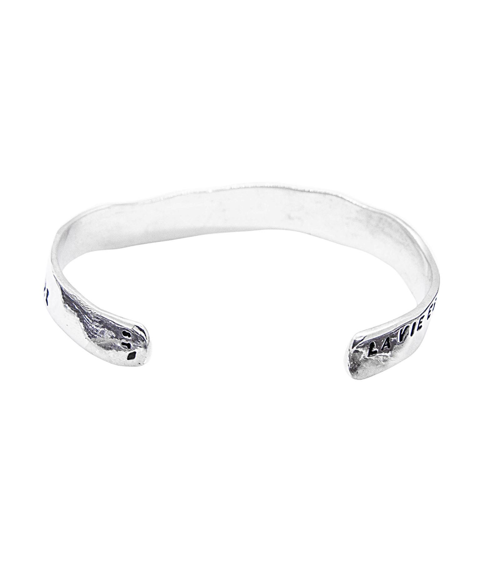 SERGE THORAVAL - Bracelet Rêve Bis Argent