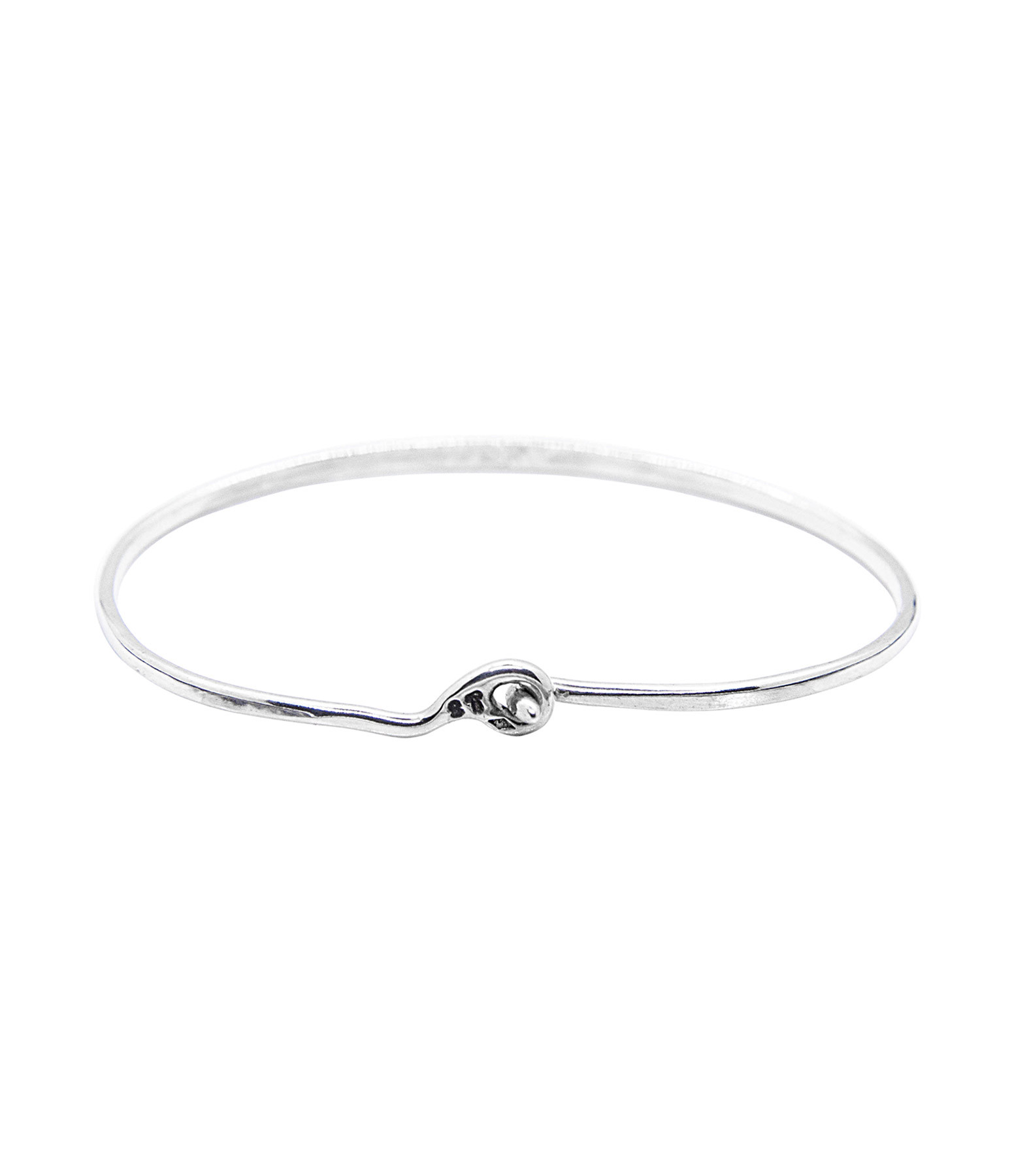 SERGE THORAVAL - Bracelet Love Argent