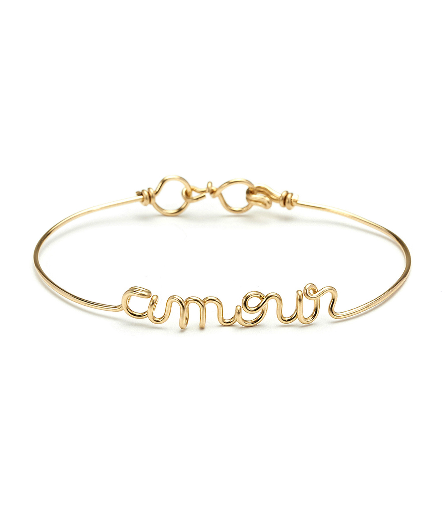 Bracelet Fil Amour Gold Filled - ATELIER PAULIN