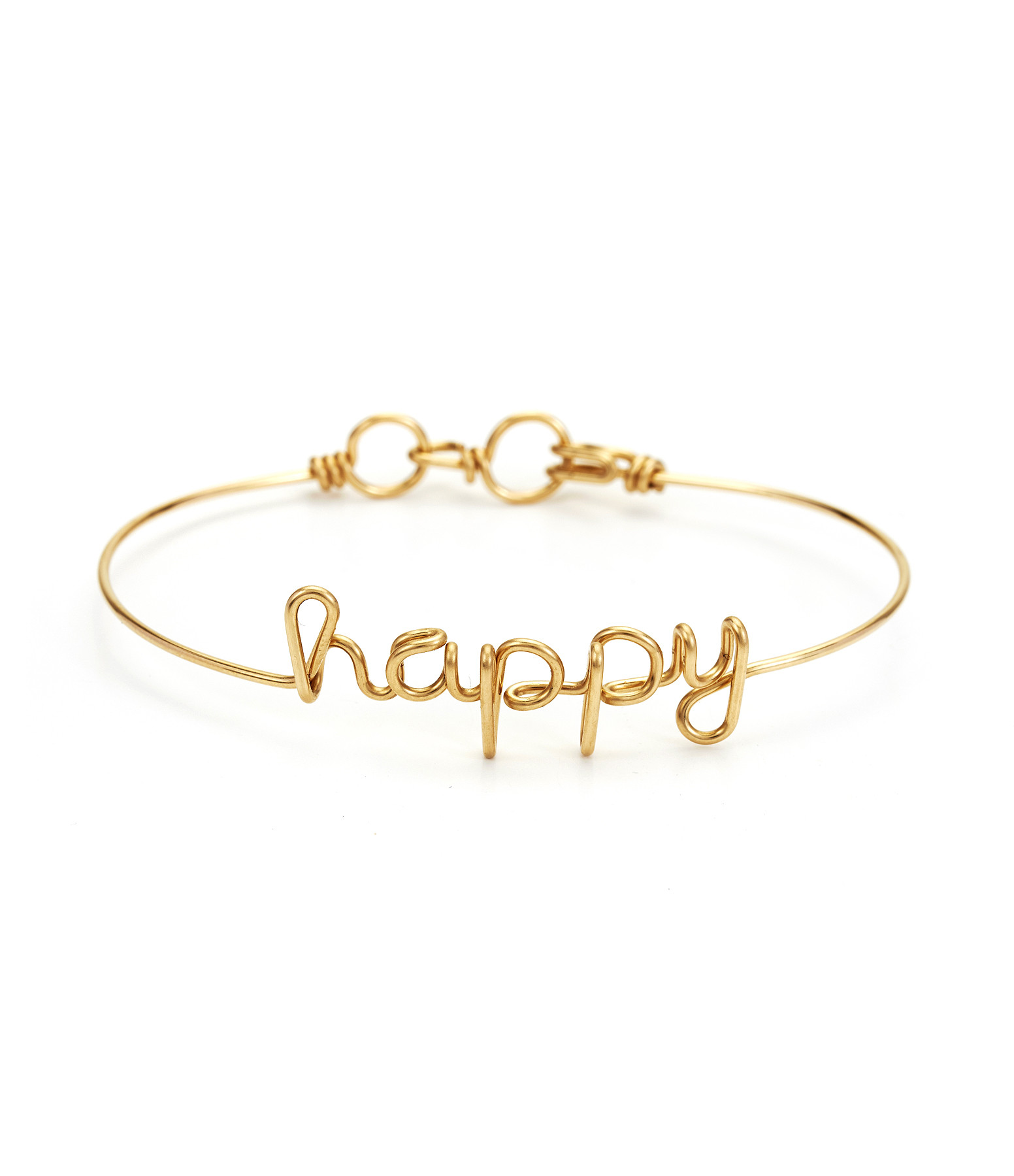 Bracelet Fil Happy Gold Filled - ATELIER PAULIN