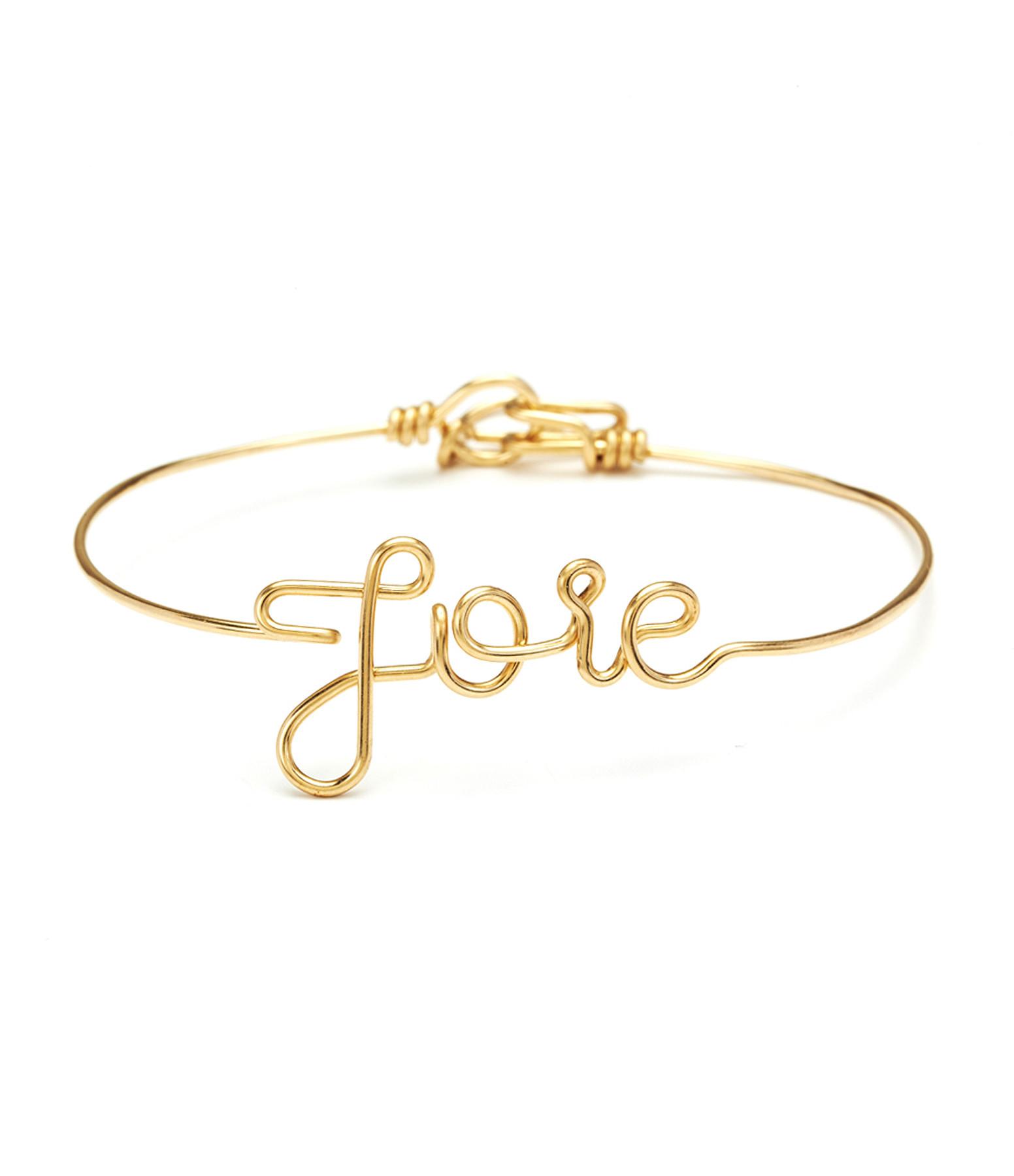 Jonc Fil Joie Gold Filled - ATELIER PAULIN