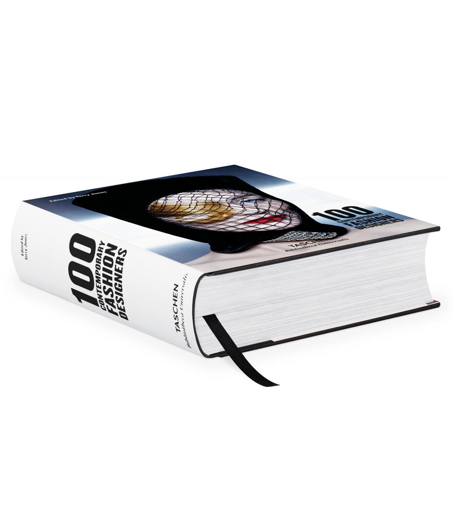 TASCHEN - Livre 100 Créateurs de Mode Contemporains