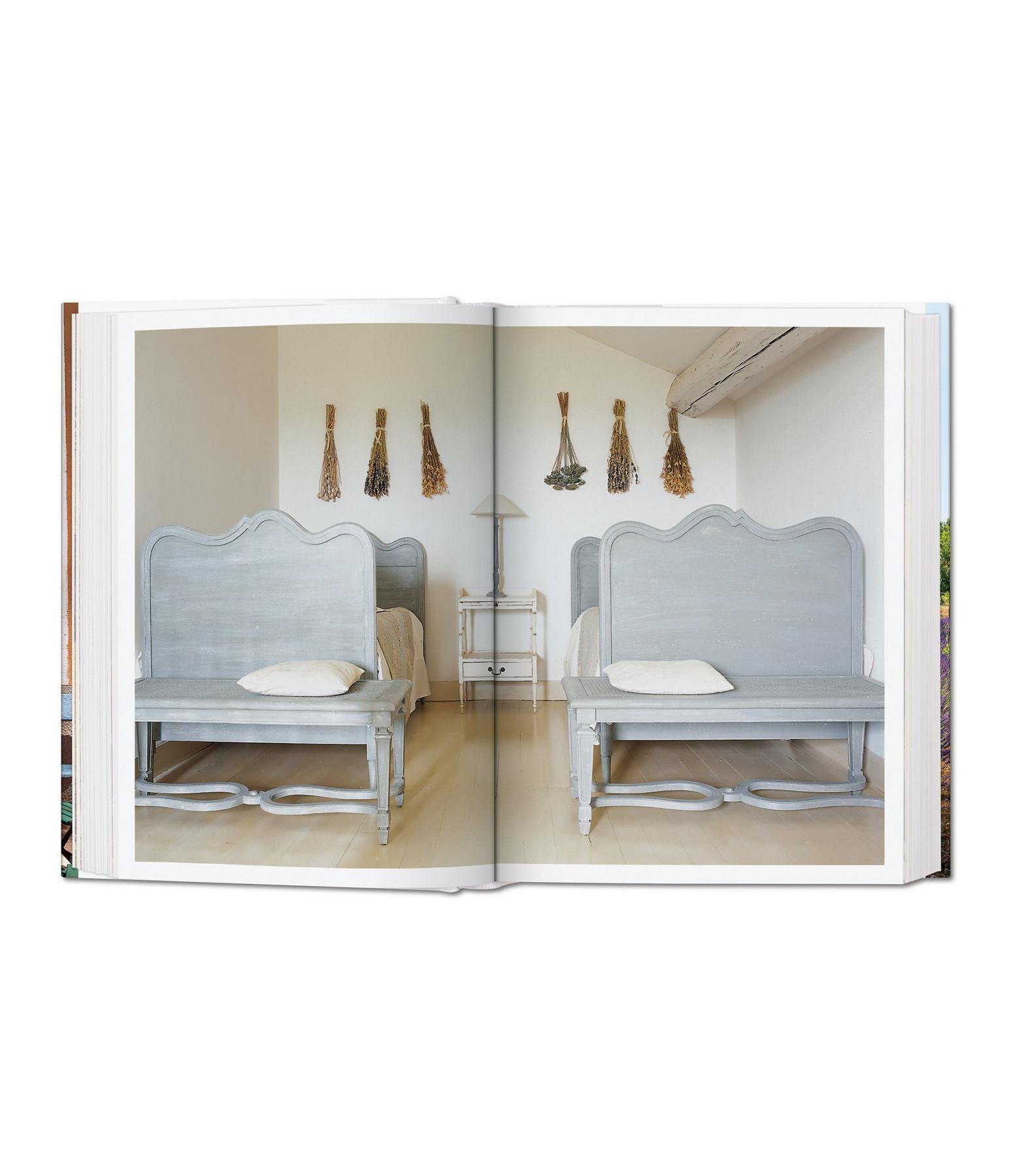 TASCHEN - Livre Living in Provence