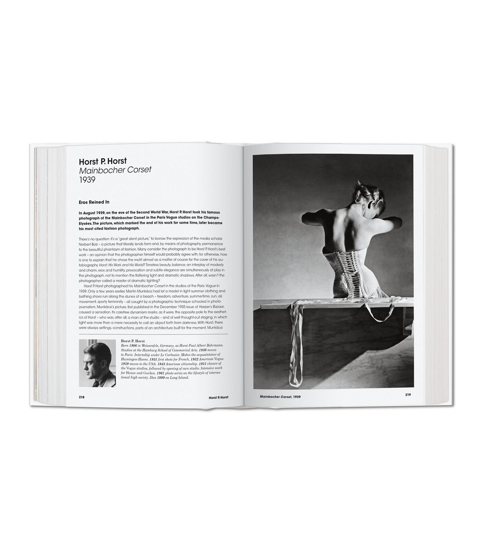 TASCHEN - Livre Photo Icons, 50 Photographies Emblématiques