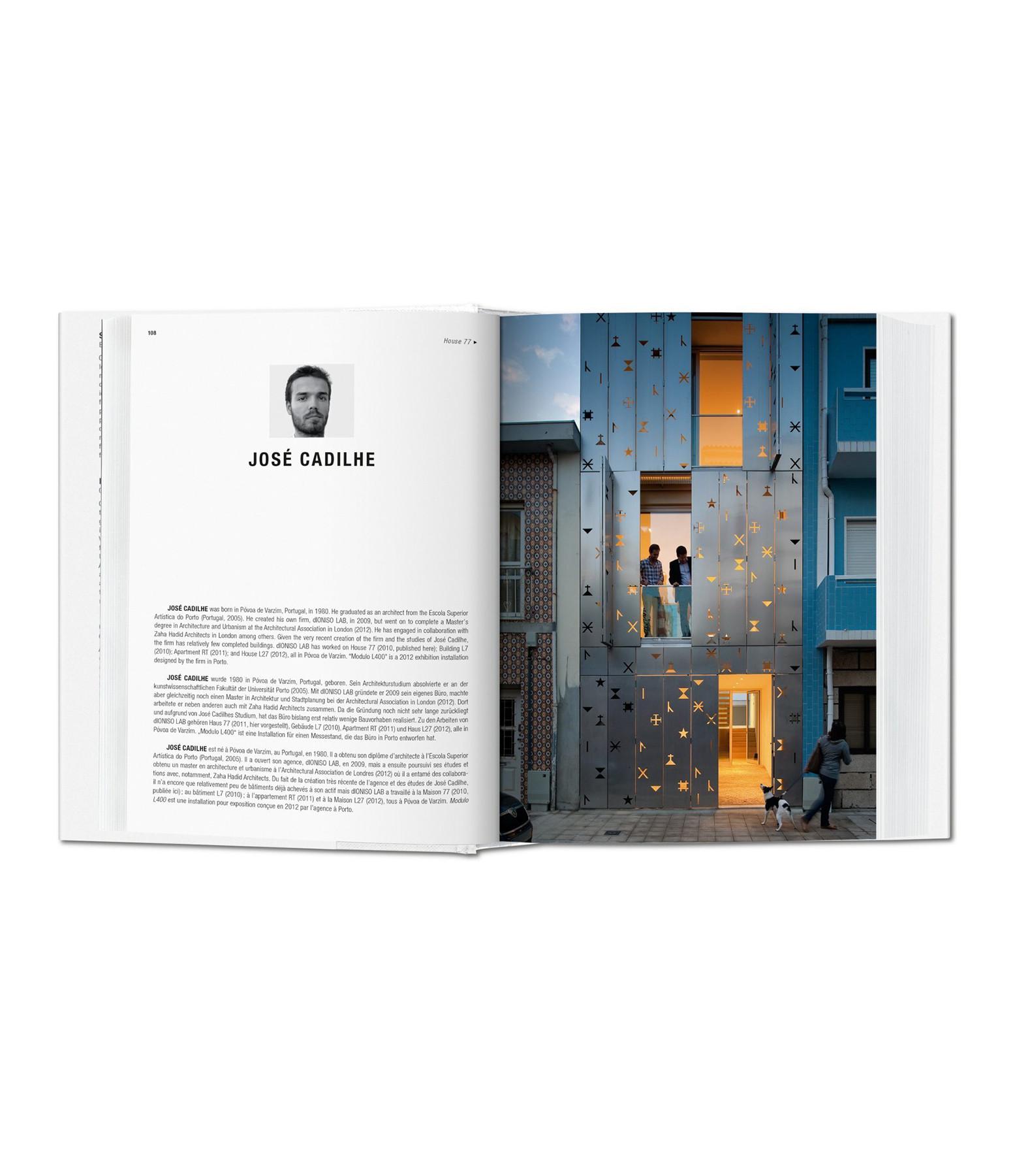 TASCHEN - Livre Small Architecture