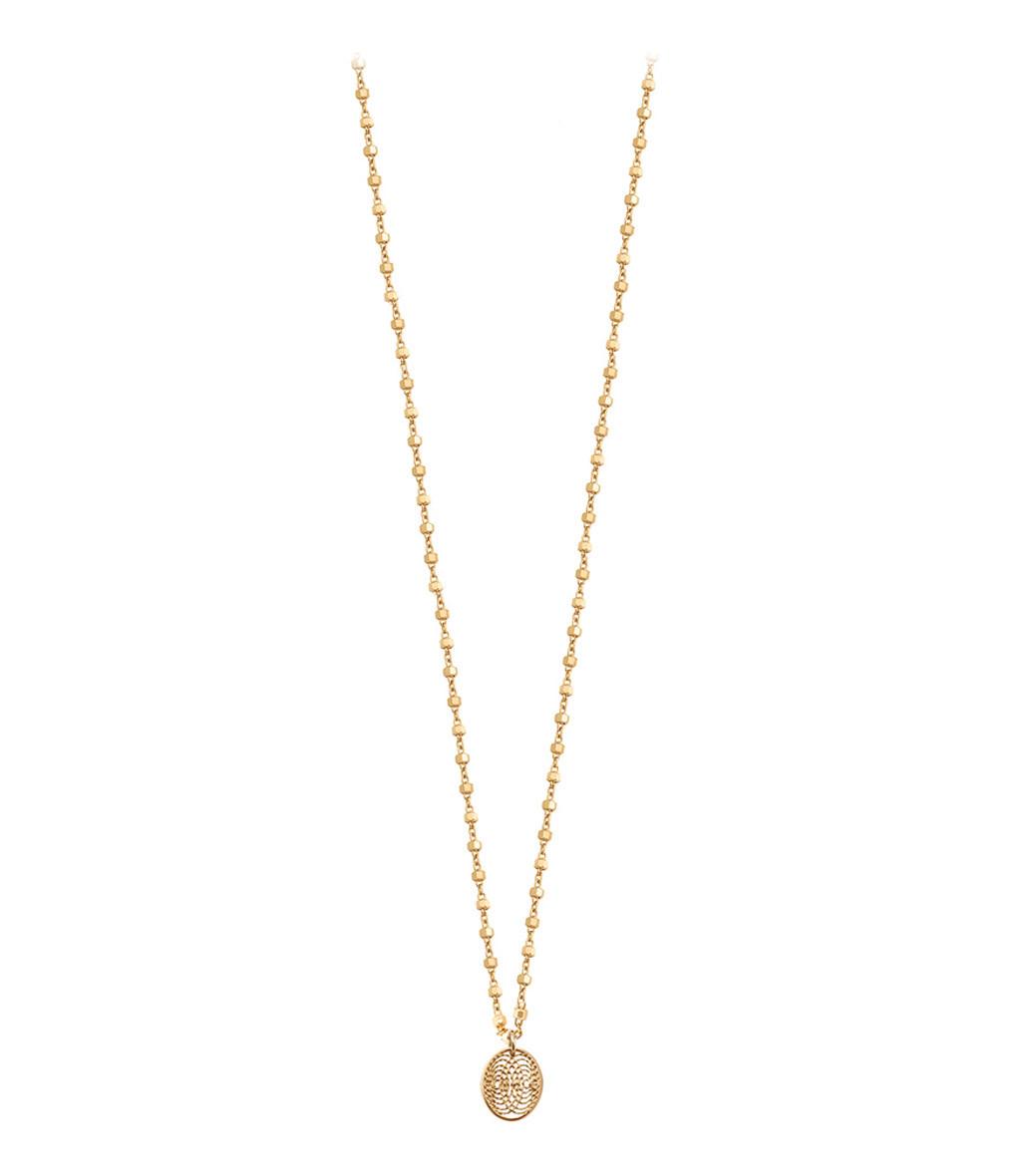 Sautoir Aura Chaîne Diamant 90 cm - Charlet