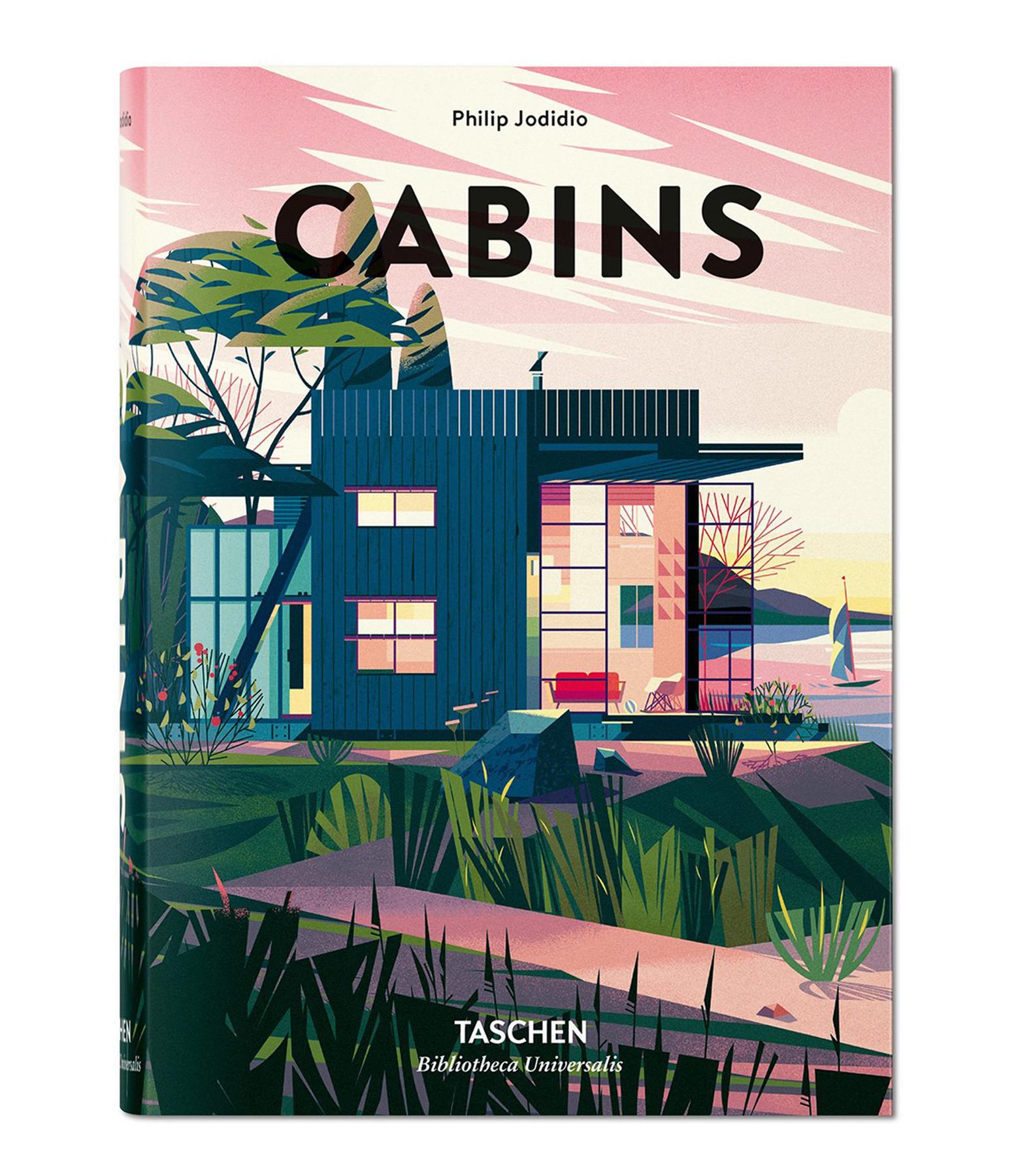 TASCHEN - Livre Cabins, La vie dans les bois