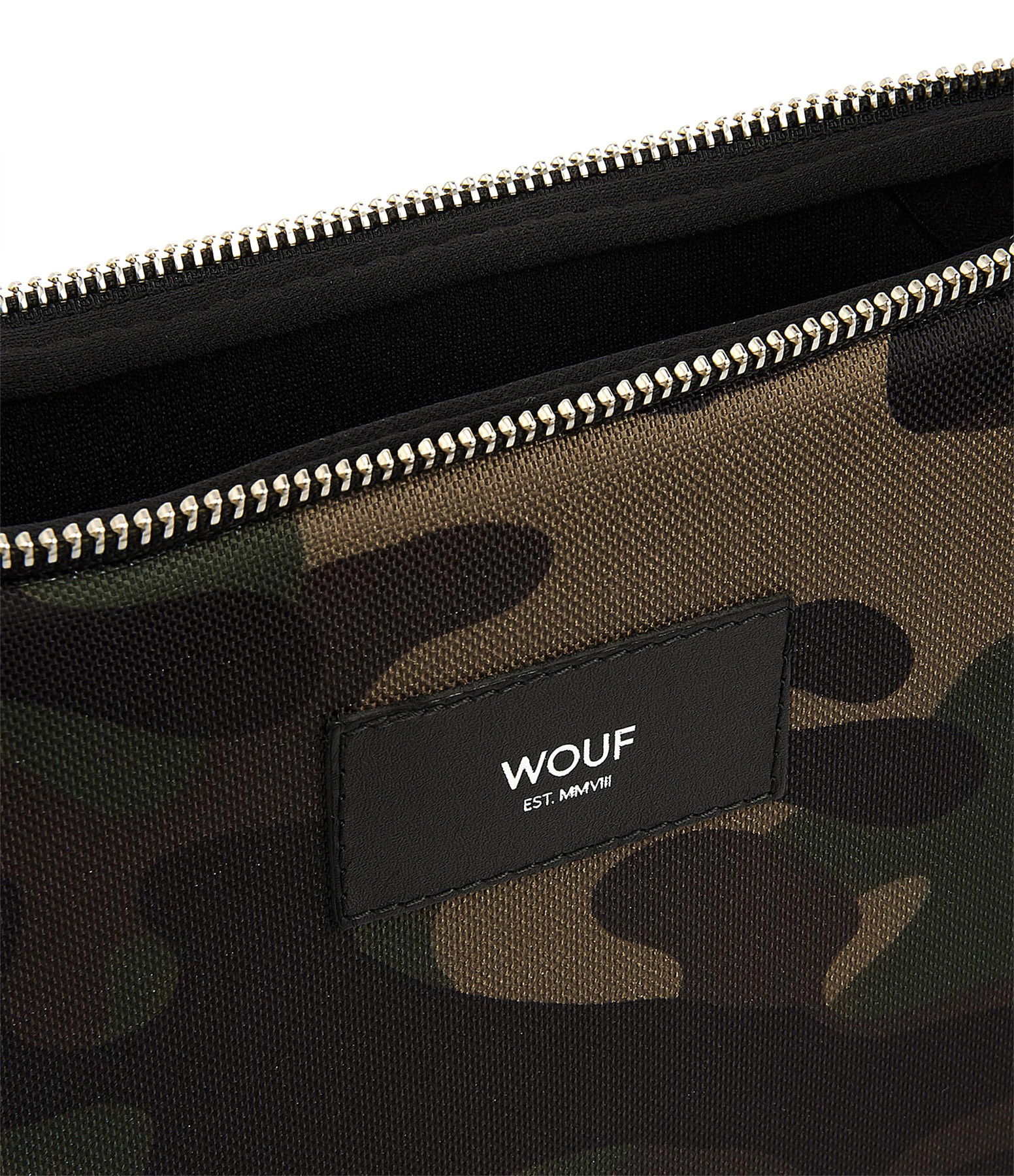 WOUF - Housse 13' Camouflage