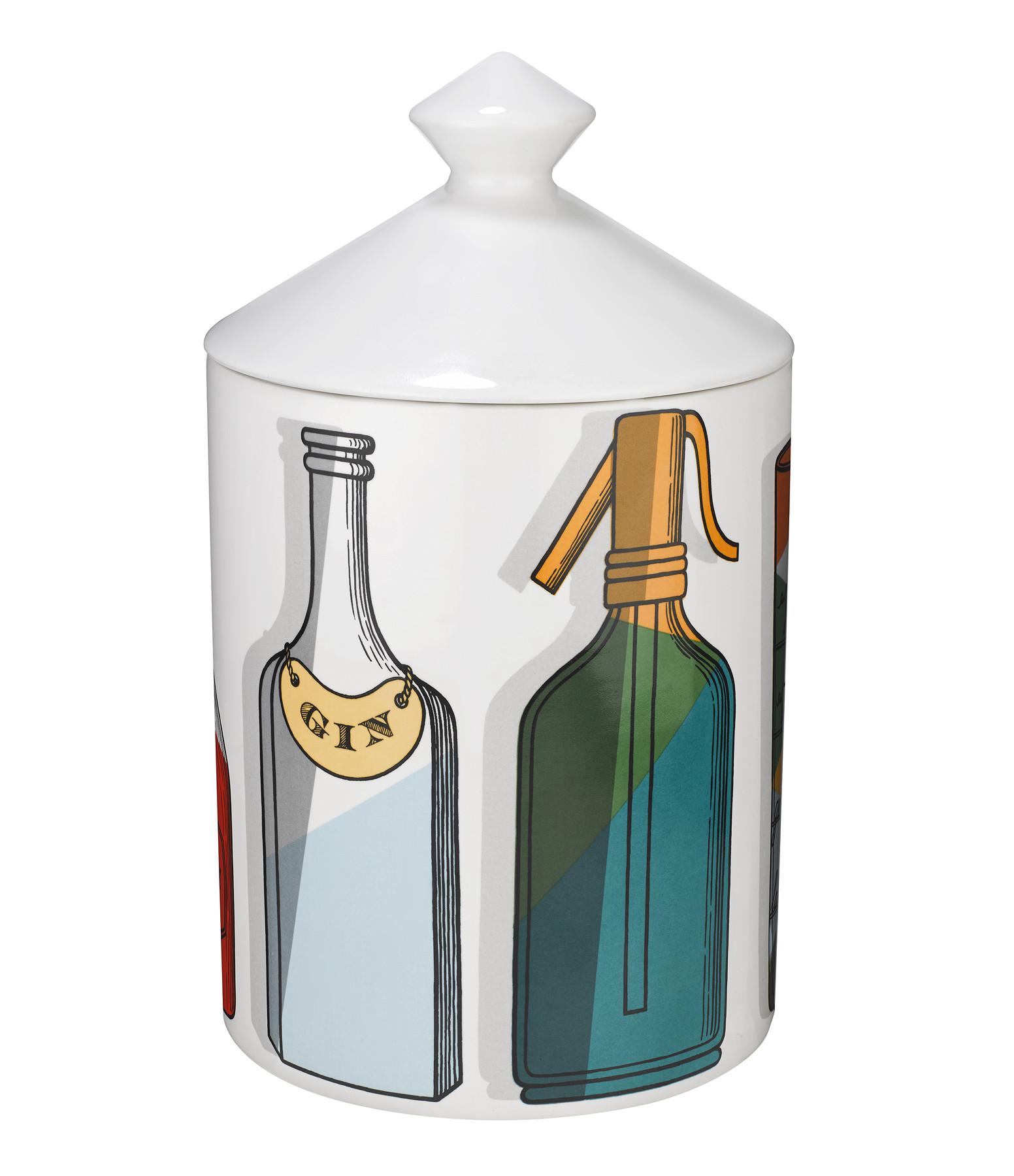 FORNASETTI - Bougie Parfumée 300g Cocktail