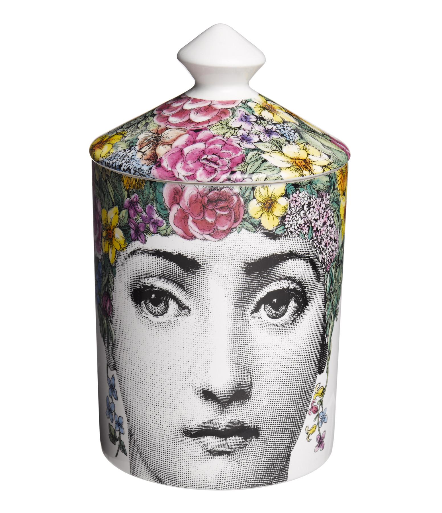 Bougie Parfumée 300g Flora - FORNASETTI