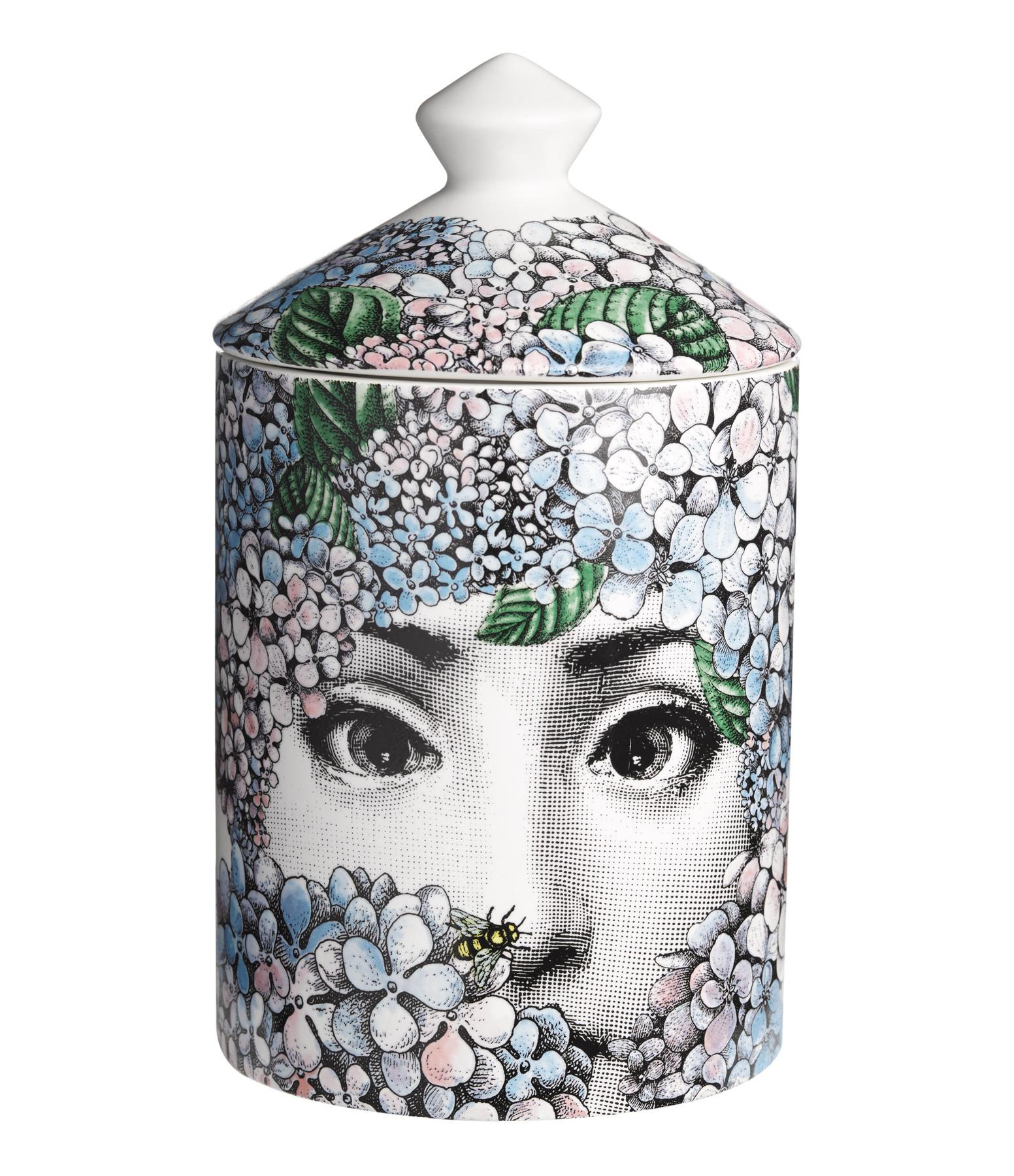 Bougie Parfumée 300g Ortensia - FORNASETTI