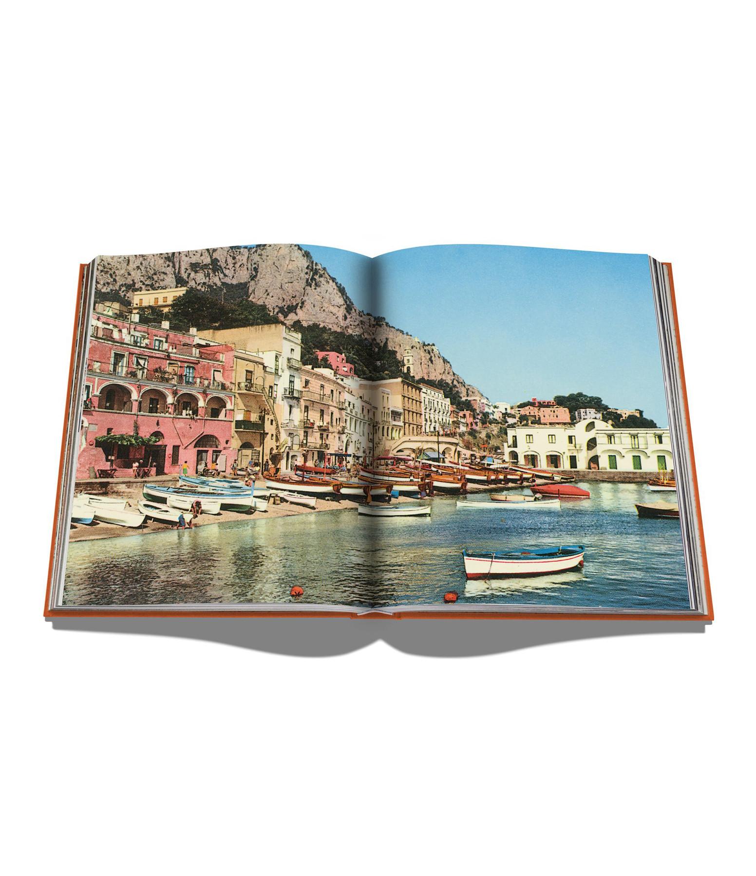 ASSOULINE - Livre Capri Dolce Vita