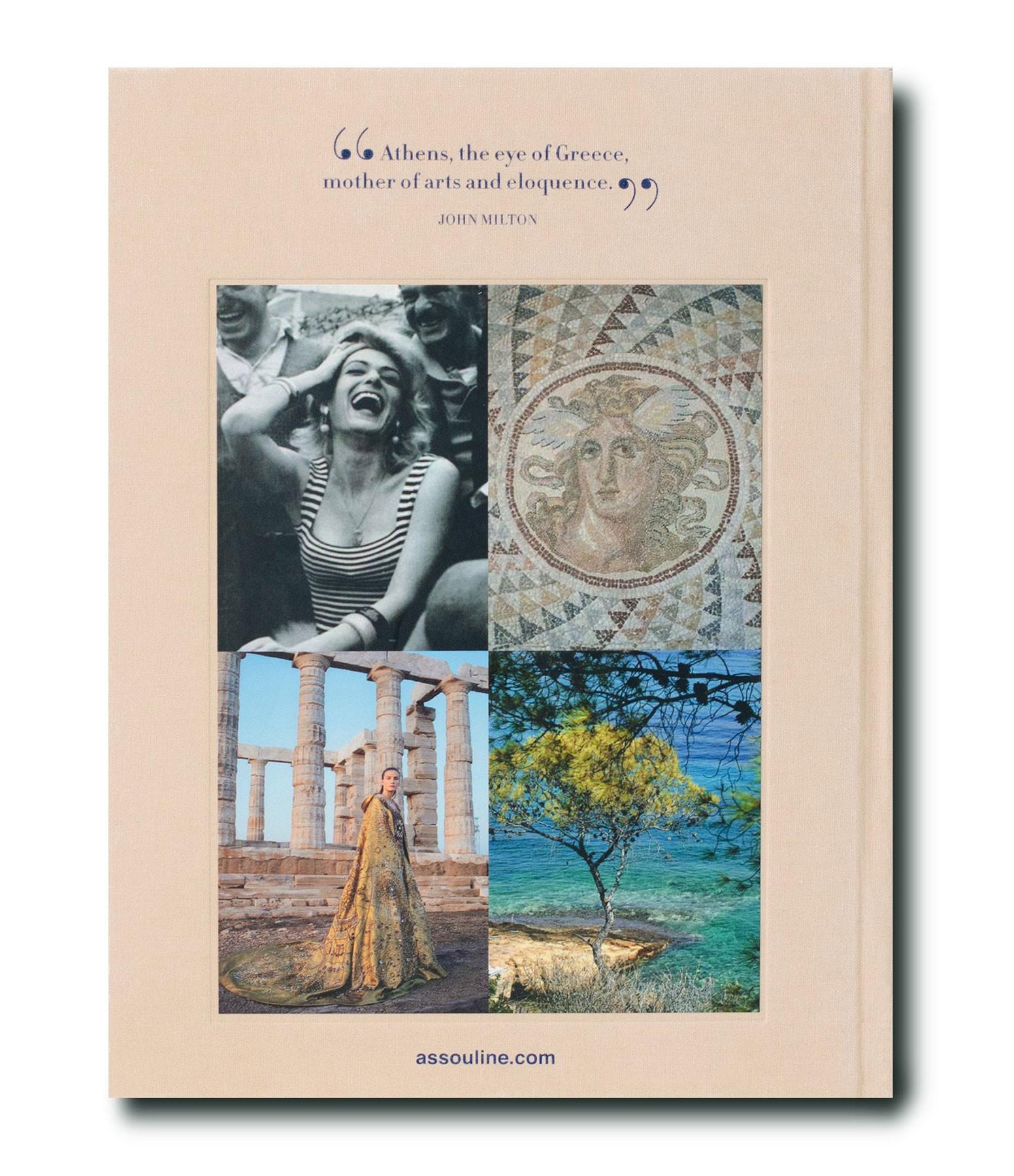 ASSOULINE - Livre Athens Riviera