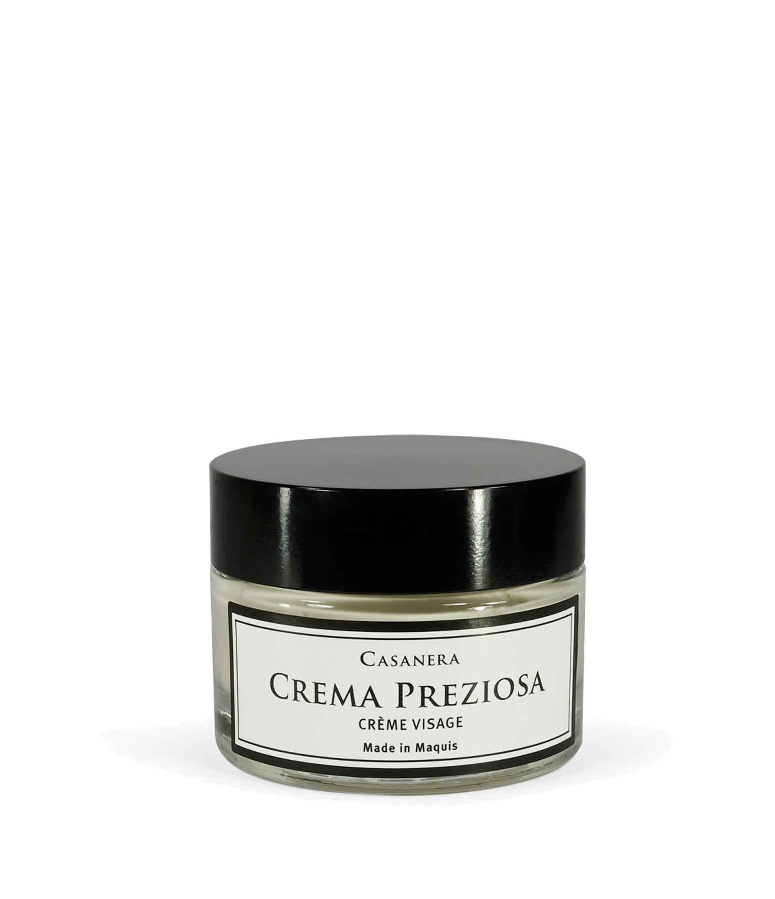CASANERA - Crème Visage Anti-rides Preziosa 50ml