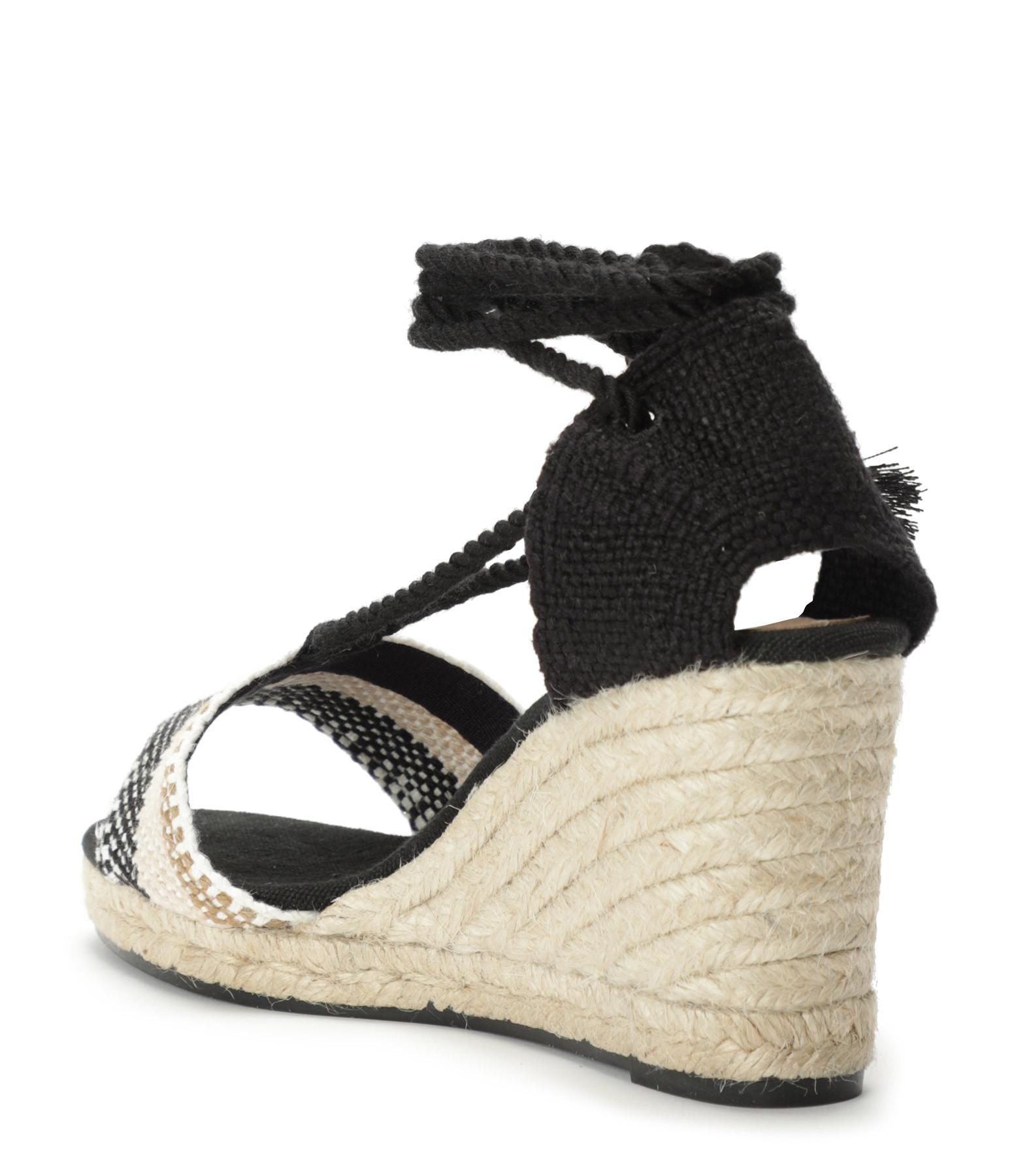 CASTAÑER - Sandales Basile Noir