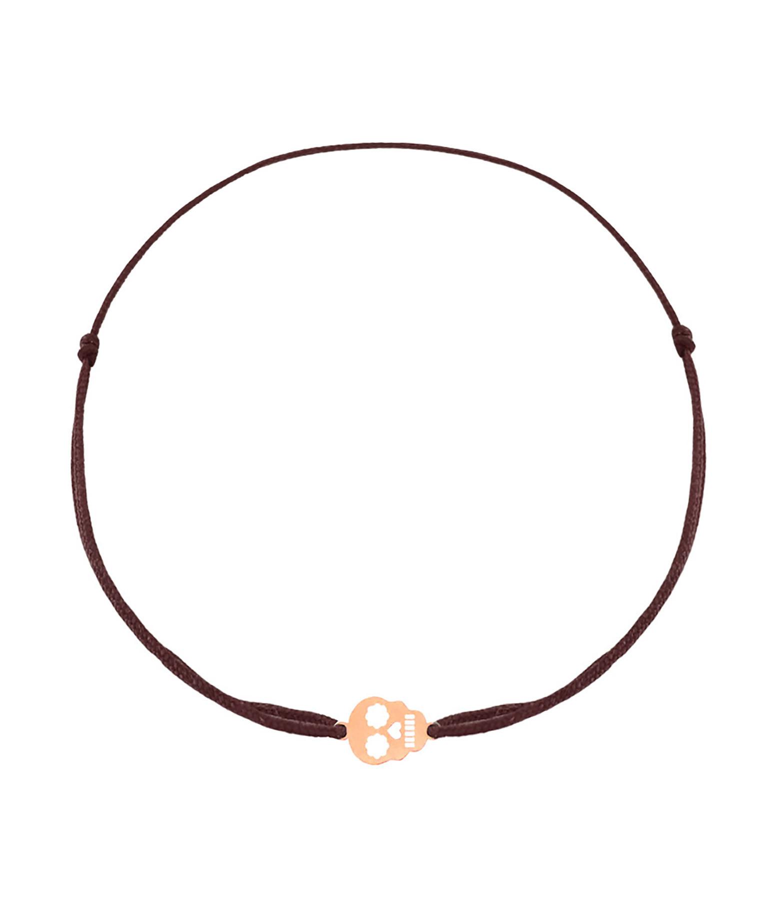 CHIBCHA - Bracelet Cordon La Catrina