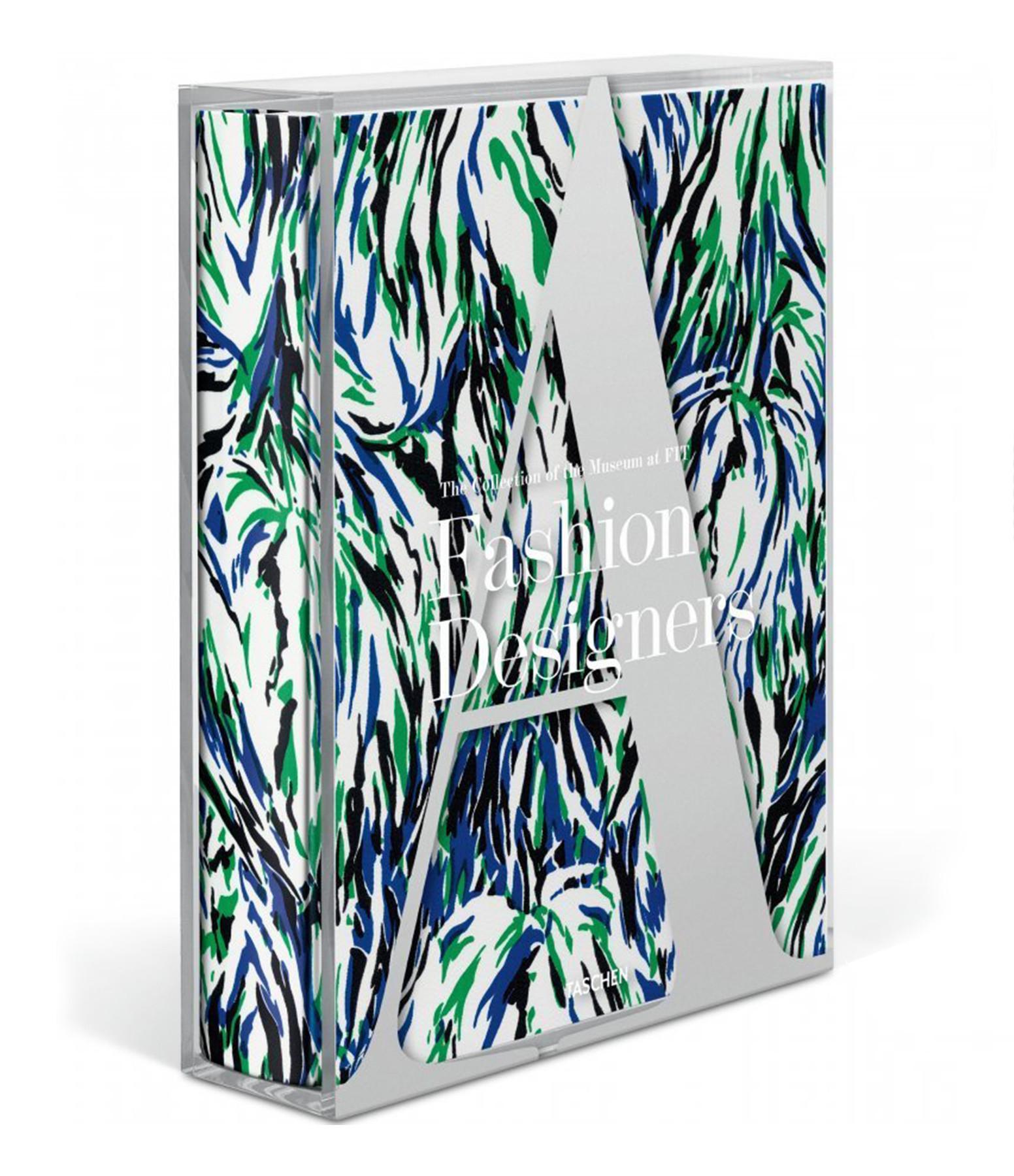 TASCHEN - Livre Fashion Designers A-Z Stell Edition