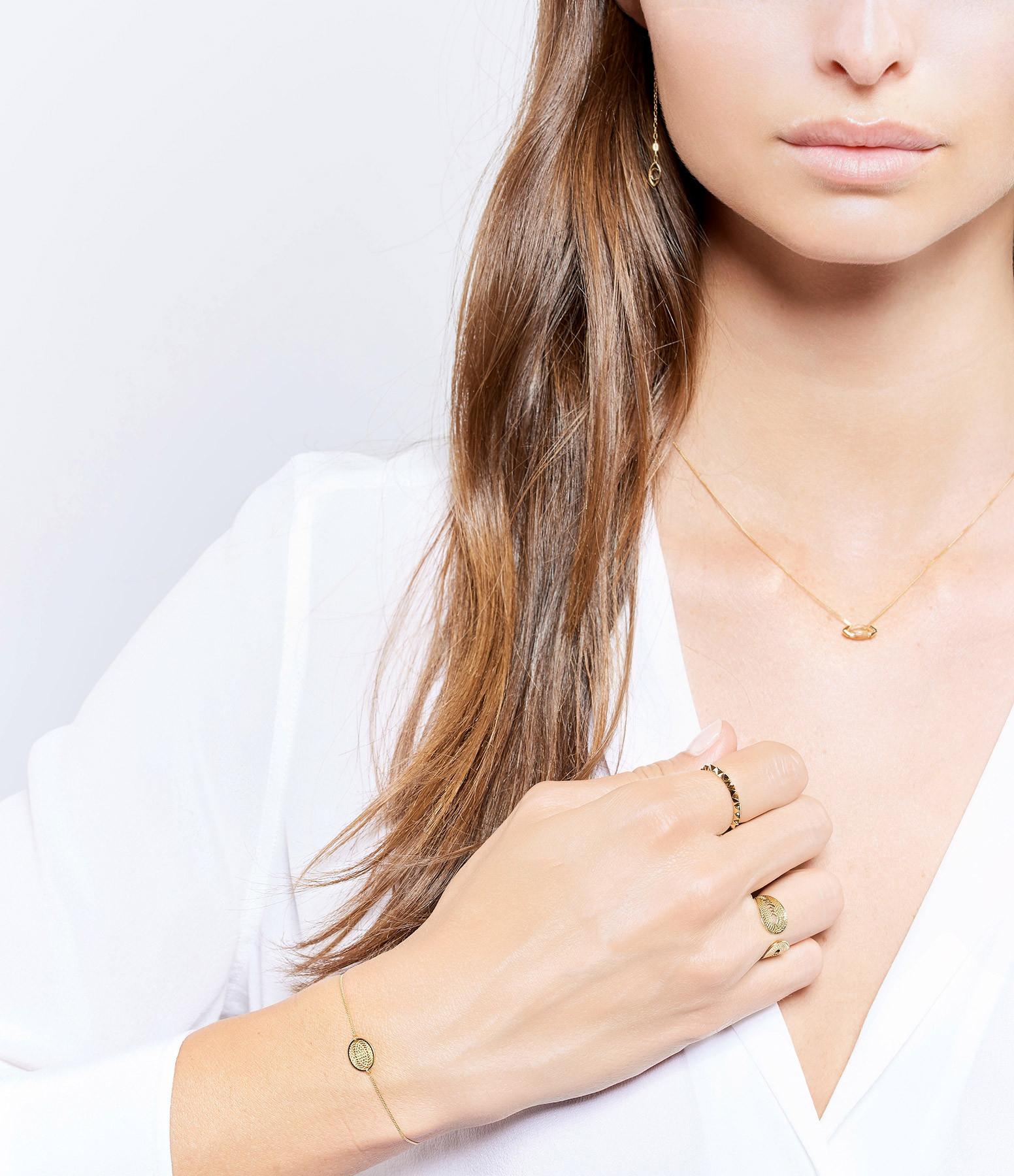 Bracelet Petite Médaille Aura - Charlet