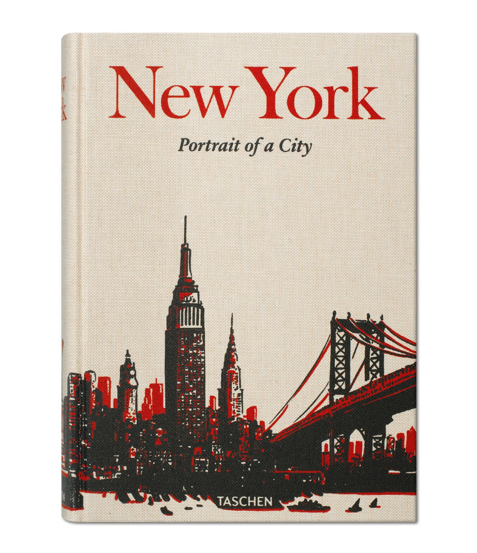 TASCHEN - Livre Portrait New York