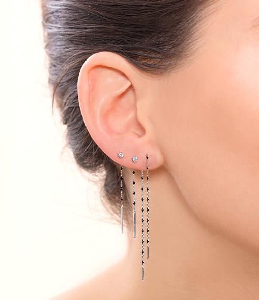 Boucles d'oreilles Mini Gigi - GIGI CLOZEAU