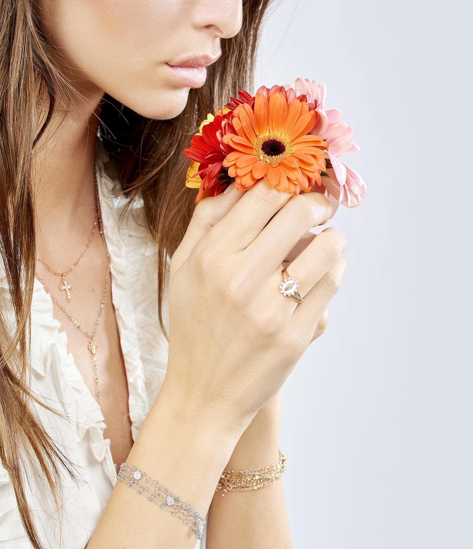 GIGI CLOZEAU - Bracelet Résine Puce Diamants