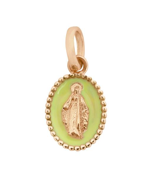 Médaille Madone Résine - GIGI CLOZEAU