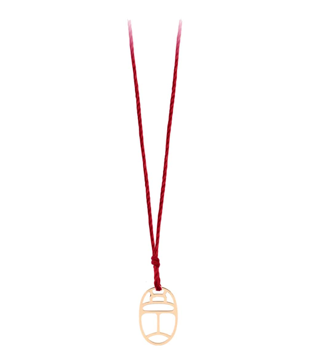 Collier sur Soie Mini Wish  - GINETTE_NY