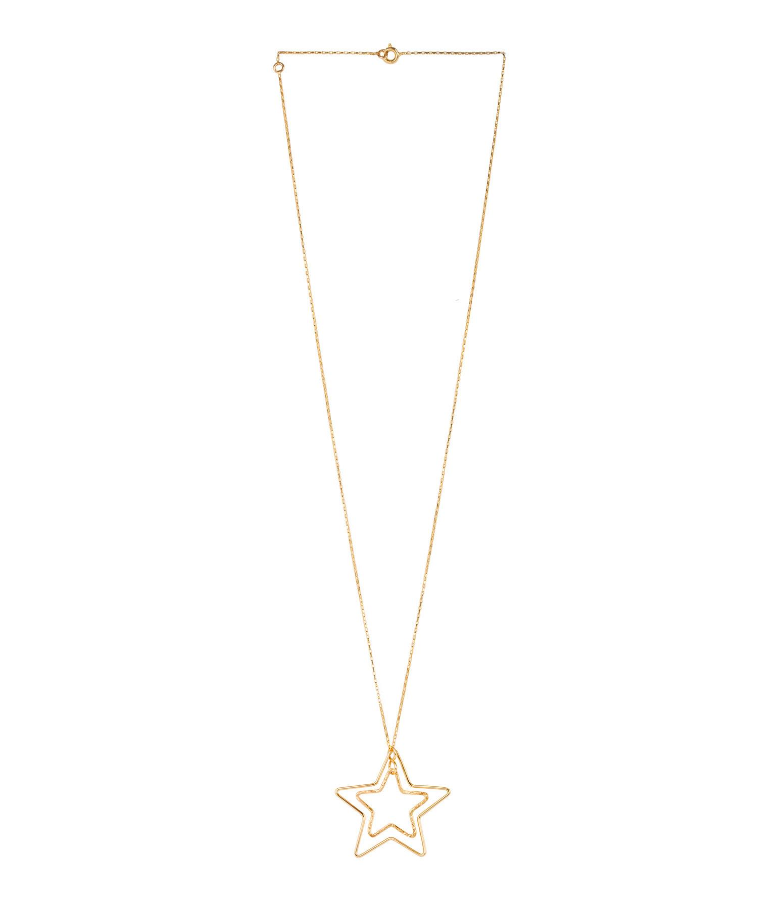 ATELIER PAULIN - Collier Stardust Stellar Gold Filled 14K
