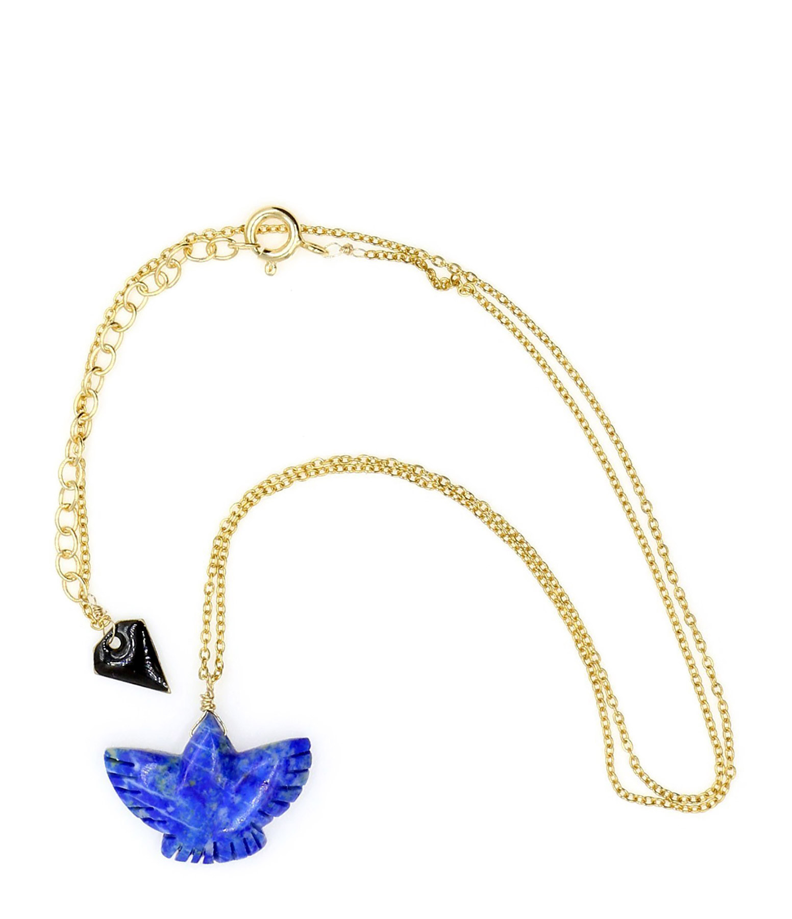MON PRECIEUX GEM - Collier Condor Lapis Lazuli