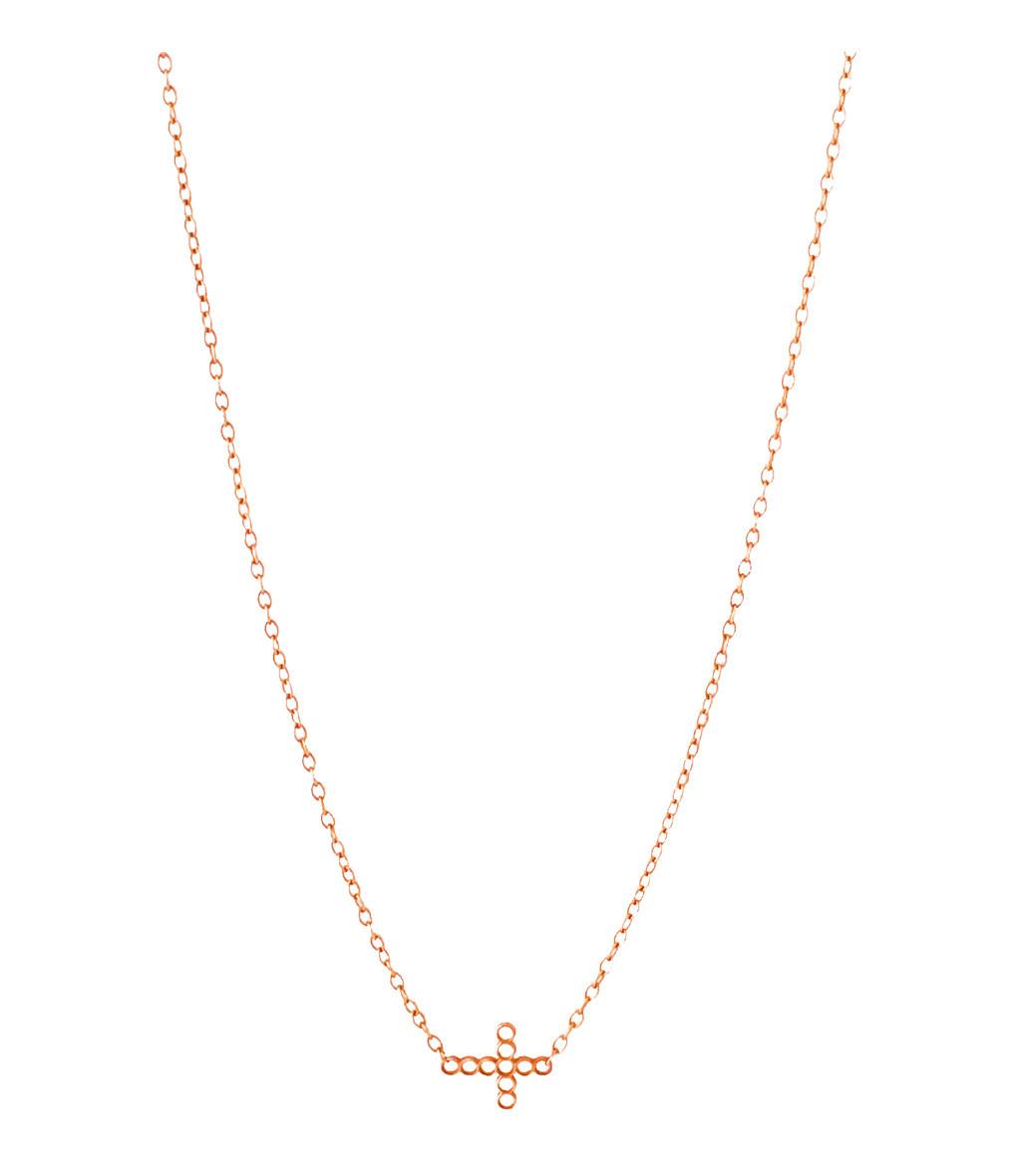 Collier Chaîne Or Trancoso - CHIBCHA