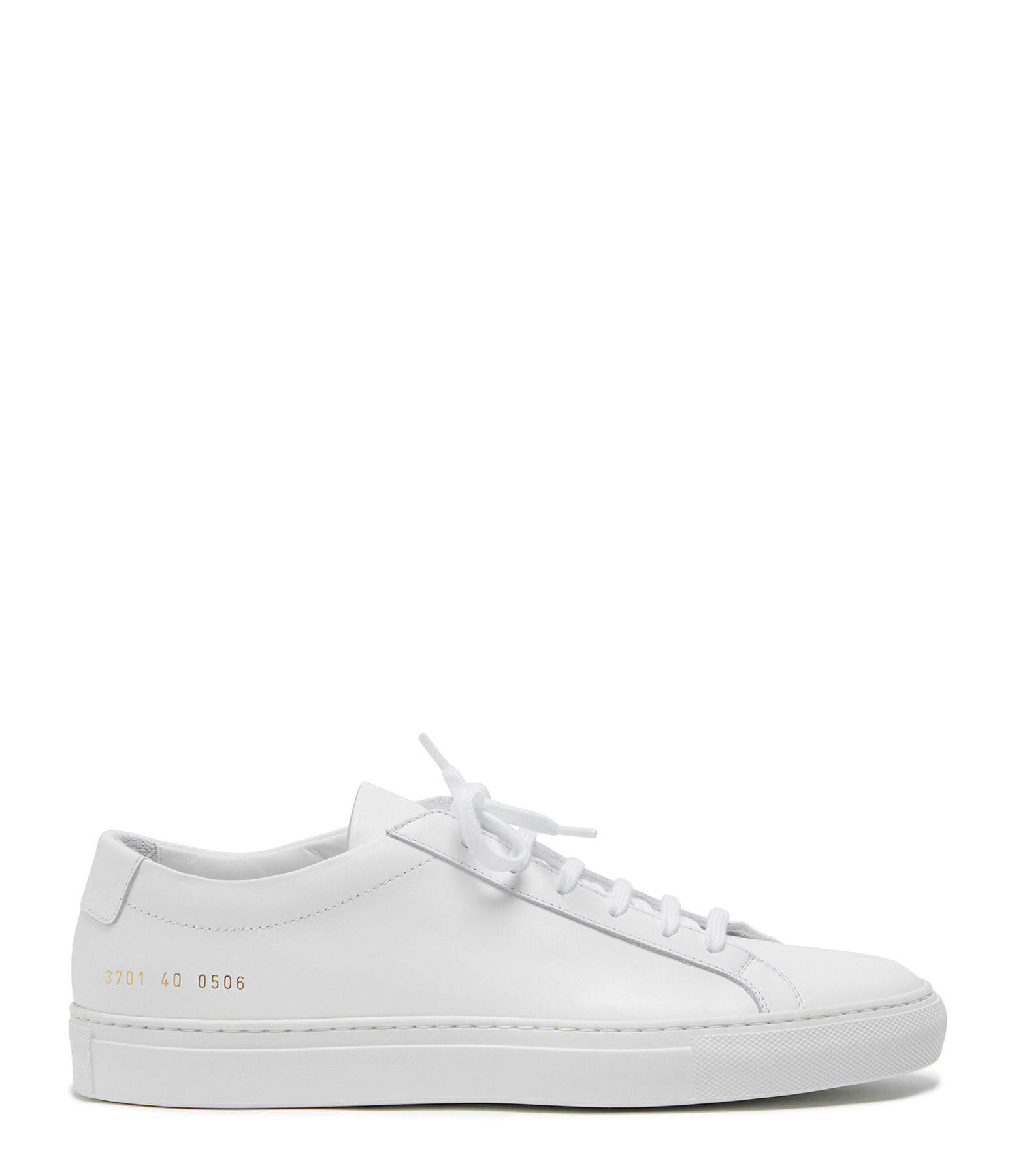 COMMON PROJECTS - Baskets Original Achilles Low Cuir Blanc