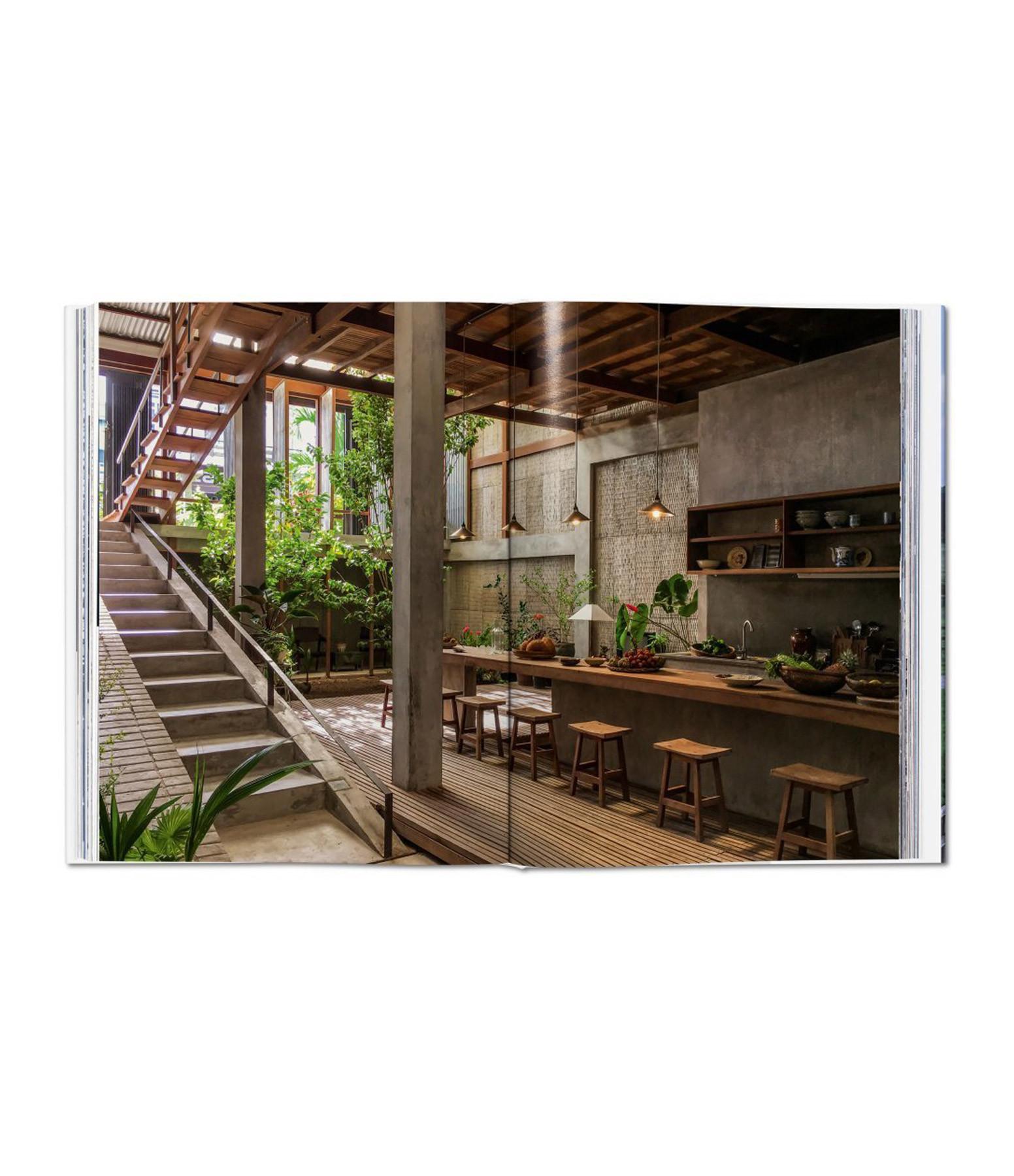 TASCHEN - Livre Contemporary Houses, 100 Homes Around The World