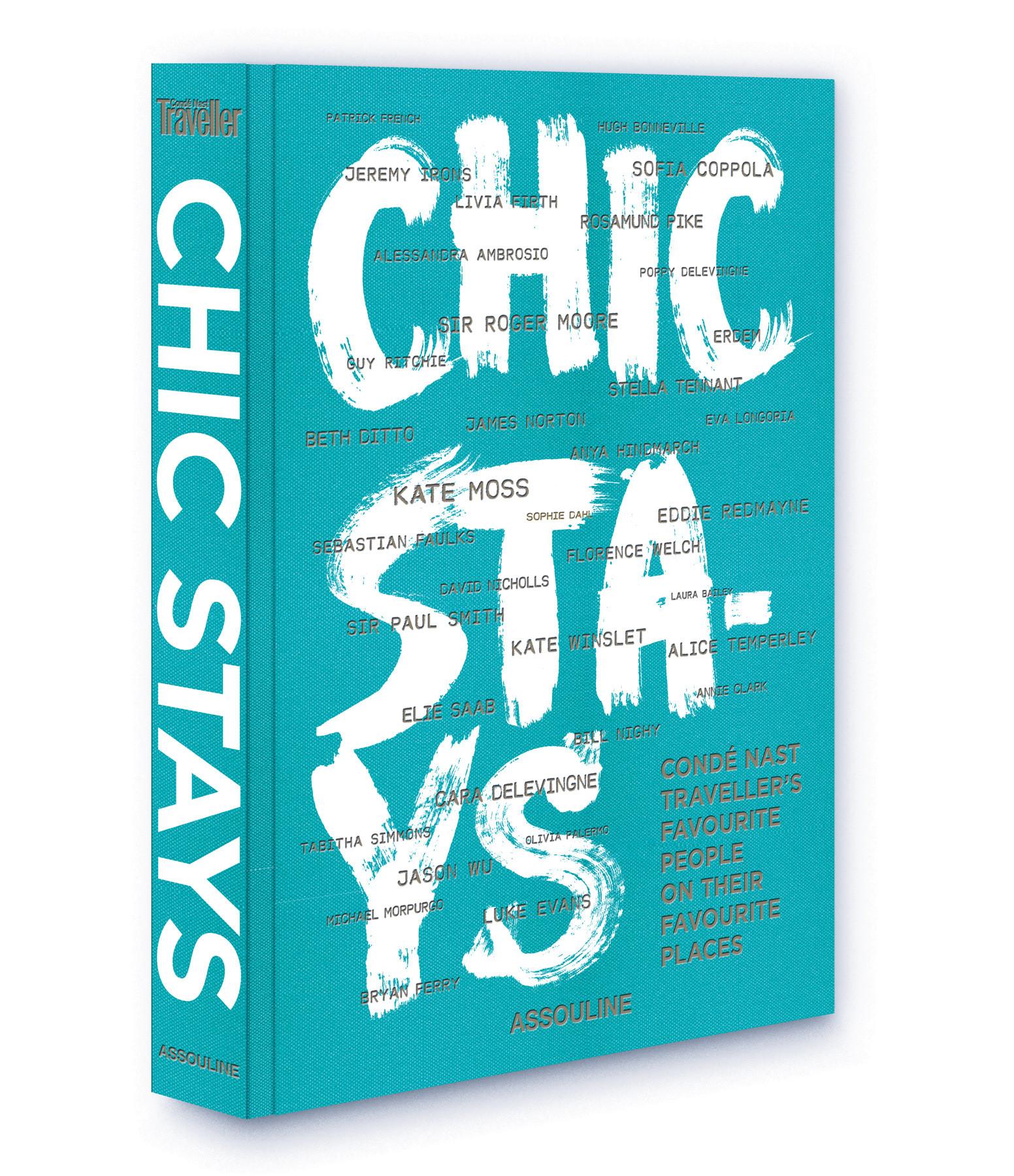 ASSOULINE - Livre Chic Stays