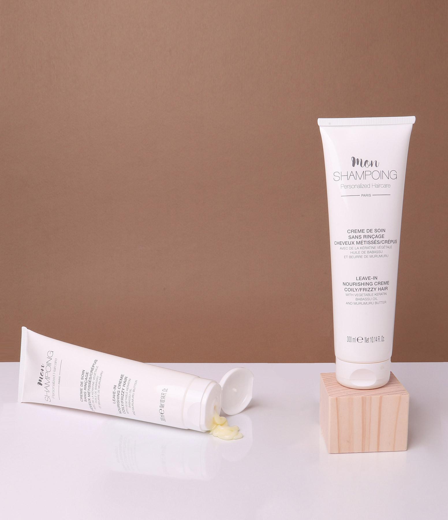 MON SHAMPOING - Crème Soin Cheveux Métissés / Crépus 300ml