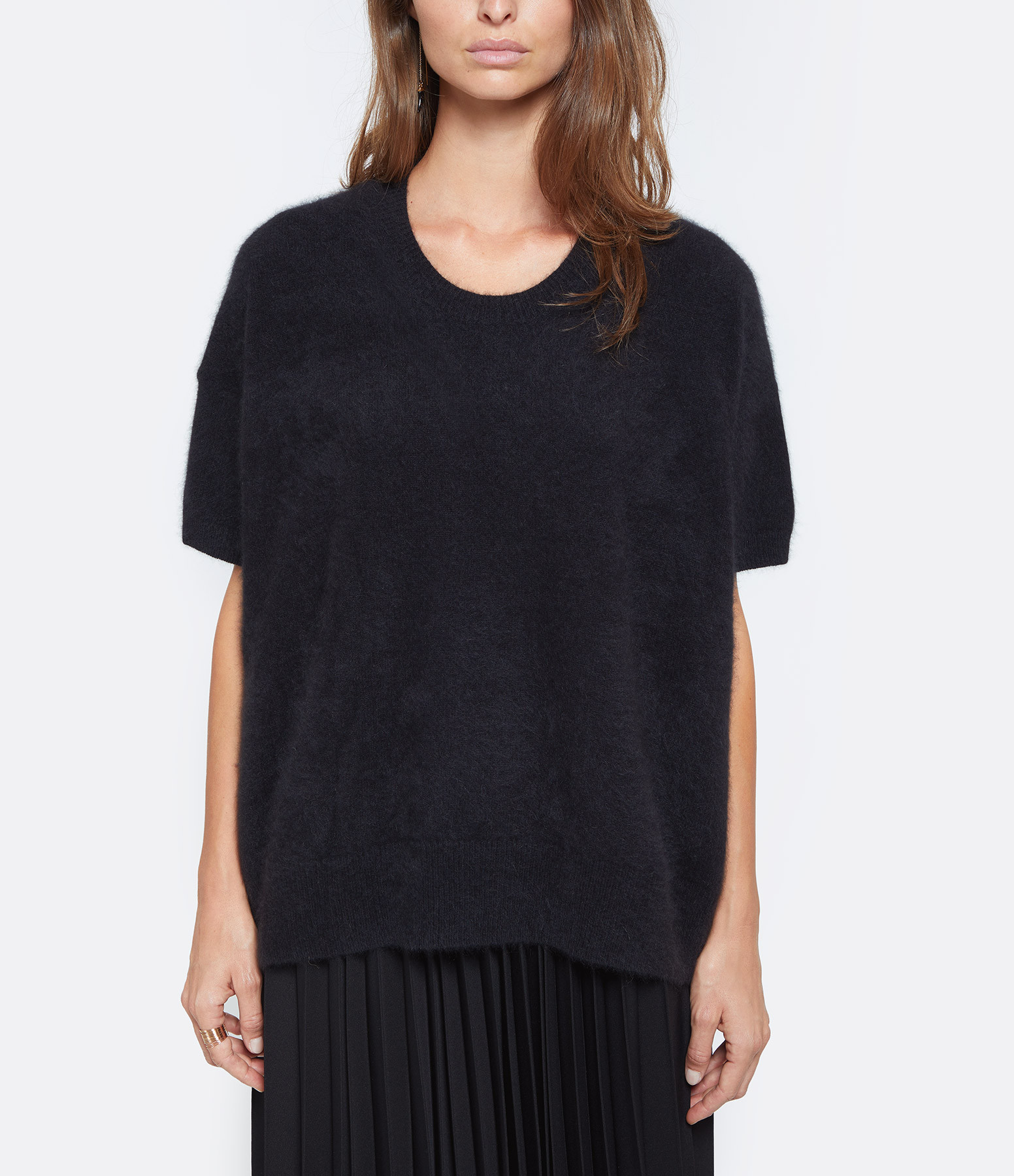 CT PLAGE - Pull Court Raccoon Noir