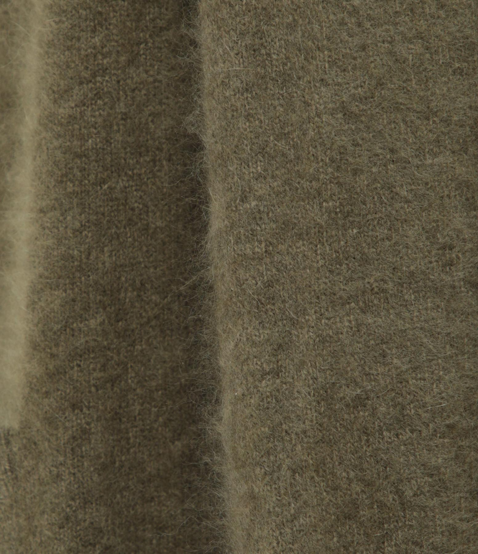 CT PLAGE - Gilet Sans Manches Raccoon Vert Olive
