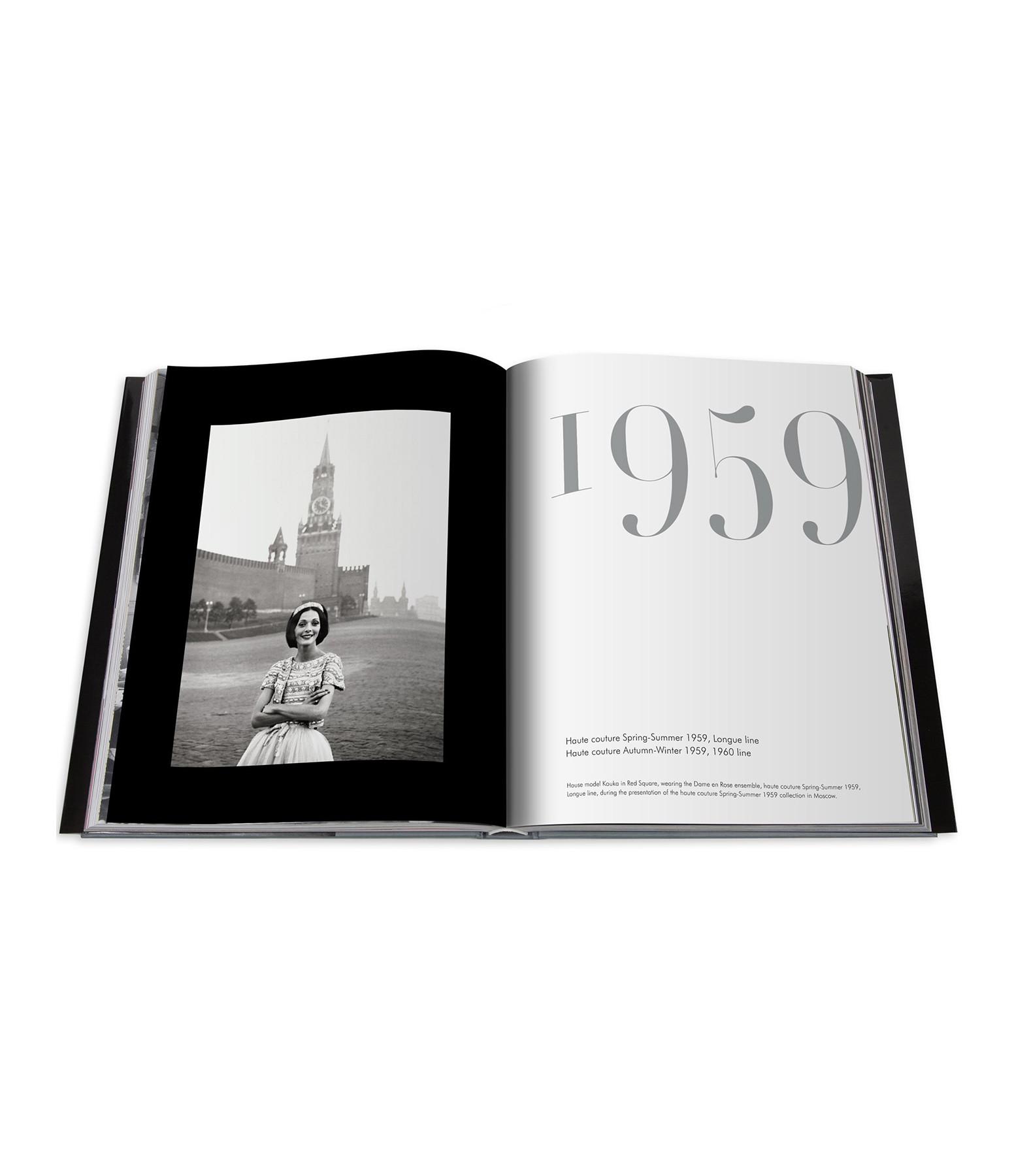 ASSOULINE - Livre Dior par YSL, 1958-1960