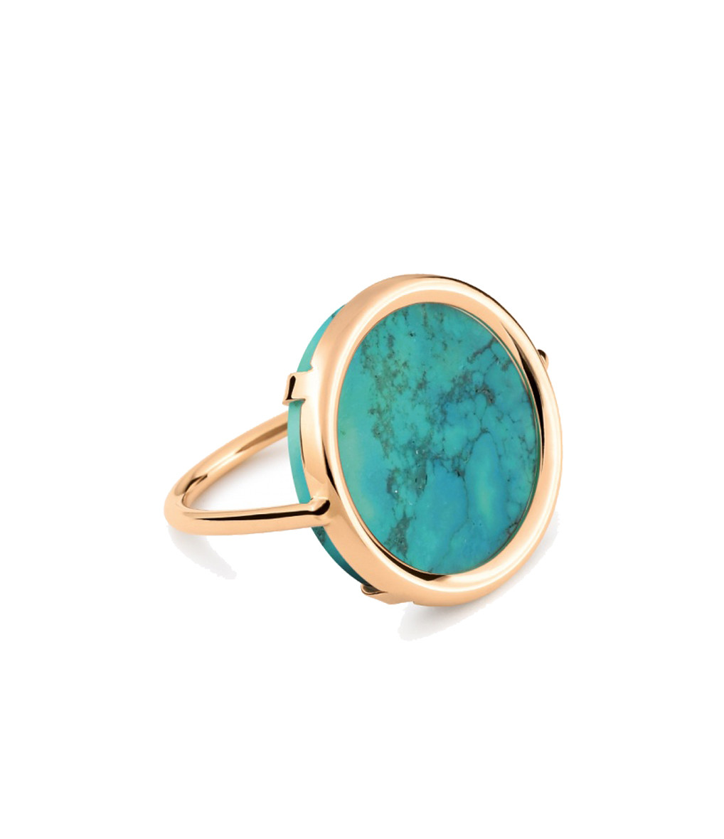 Bague Fallen Sky Disc - GINETTE_NY