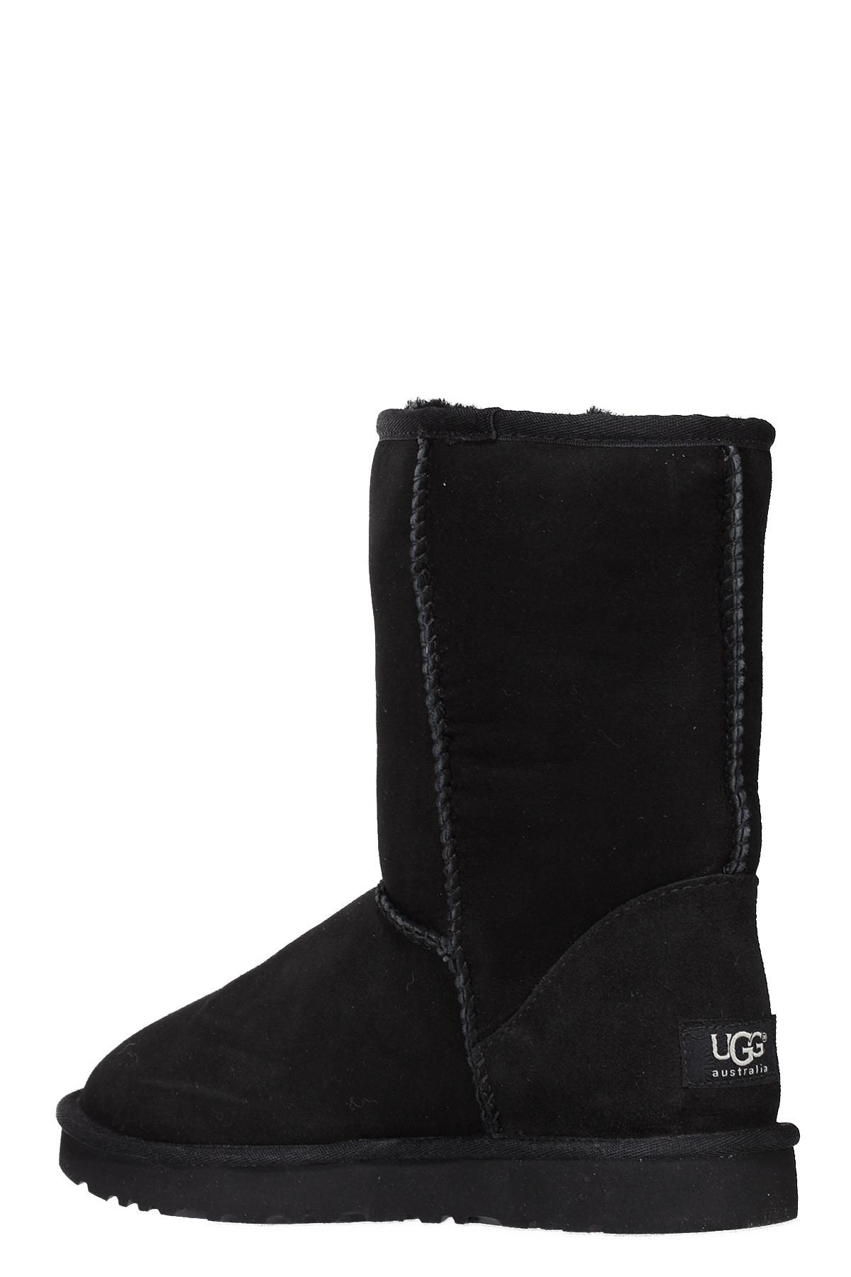 W Boots Ugg ShortBottines Et Classic Cuff Yfgy7b6