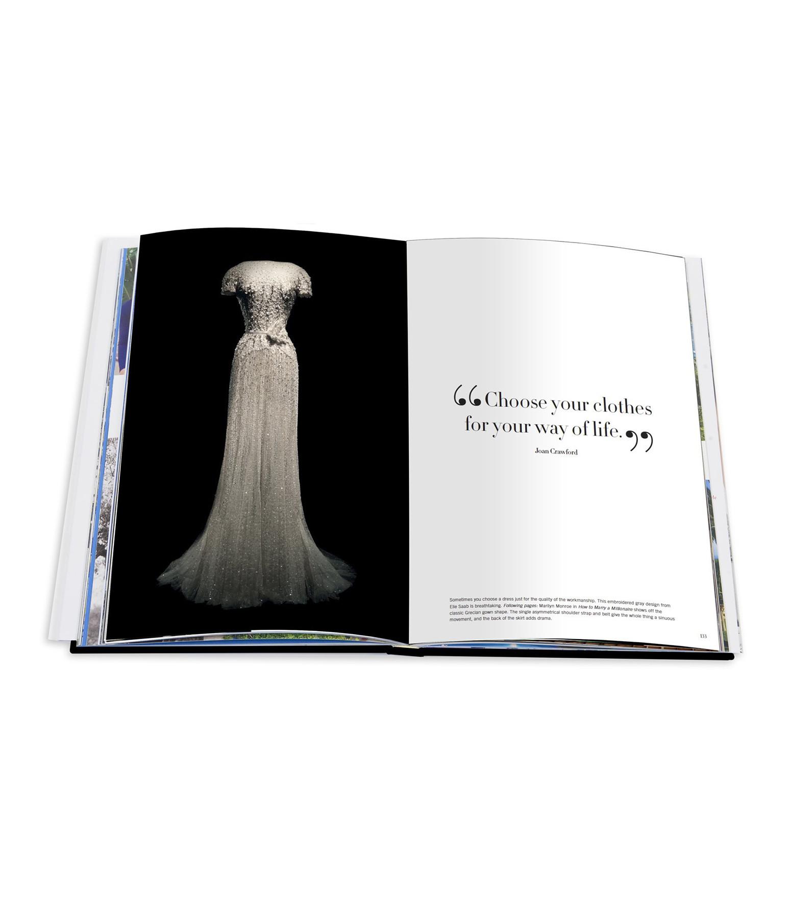 ASSOULINE - Livre Dressing For The Dark