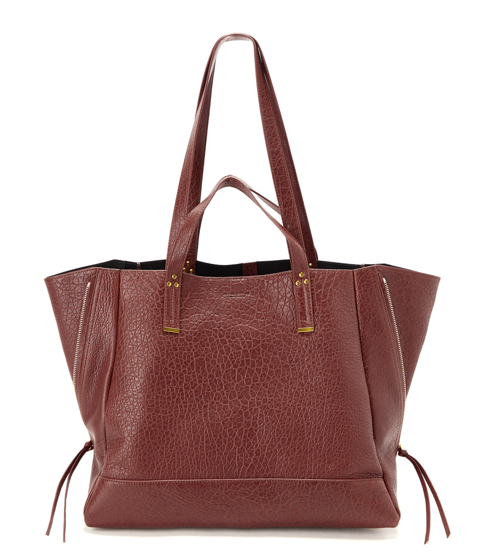 JEROME DREYFUSS - Sac Georges L Agneau Old Red