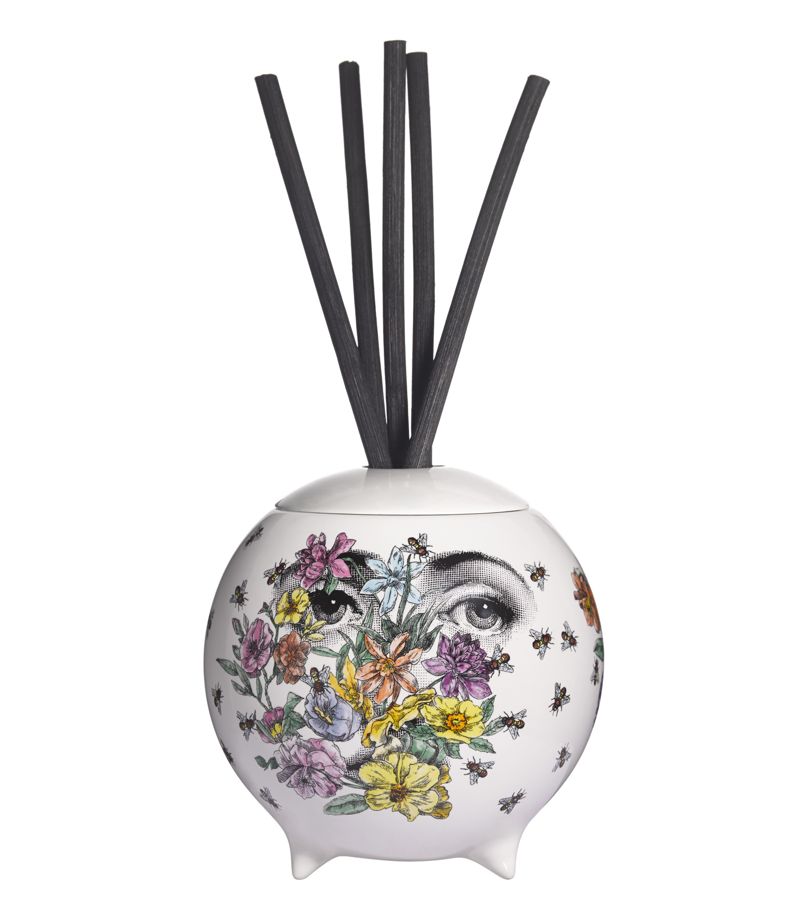 sph re diffuseur parfum 500ml flora fornasetti. Black Bedroom Furniture Sets. Home Design Ideas