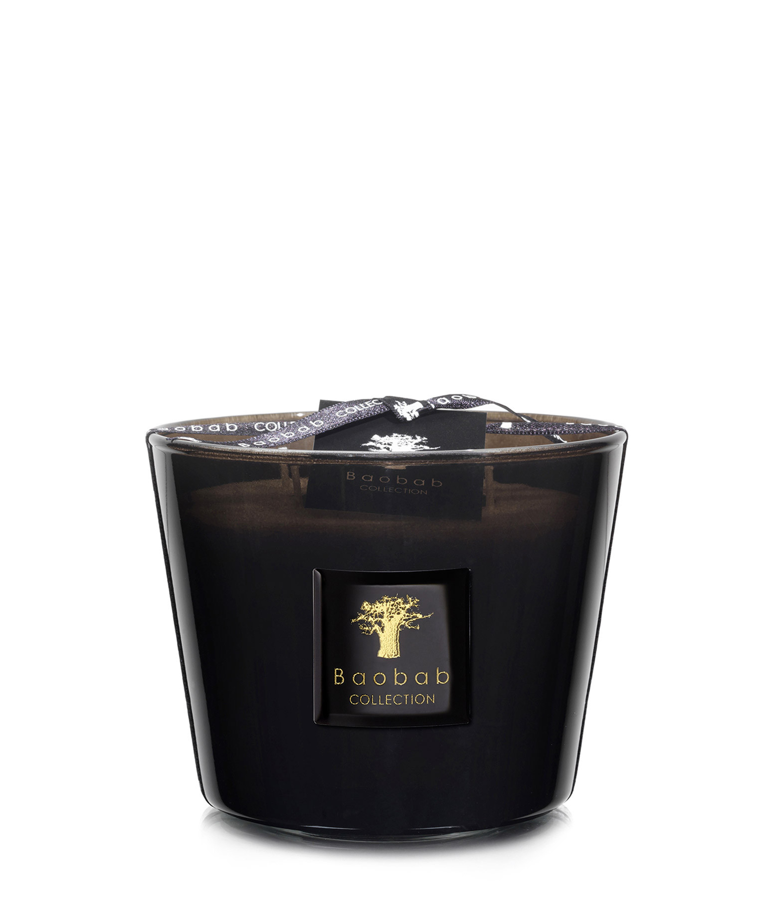 BAOBAB COLLECTION - Bougie Max 10 Prestigieuses Encre de Chine