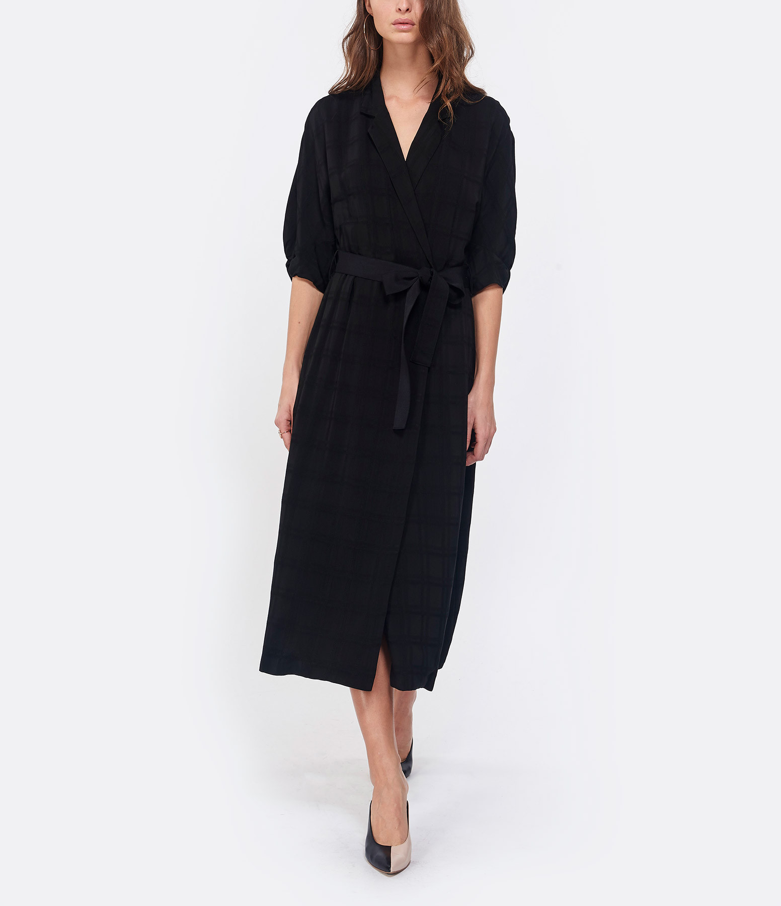EQUIPMENT - Robe Anitone Noir